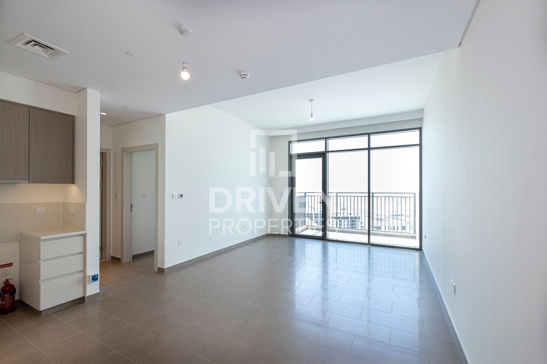 644 قدم مربع  شقة - للايجار - دبي هيلز استيت