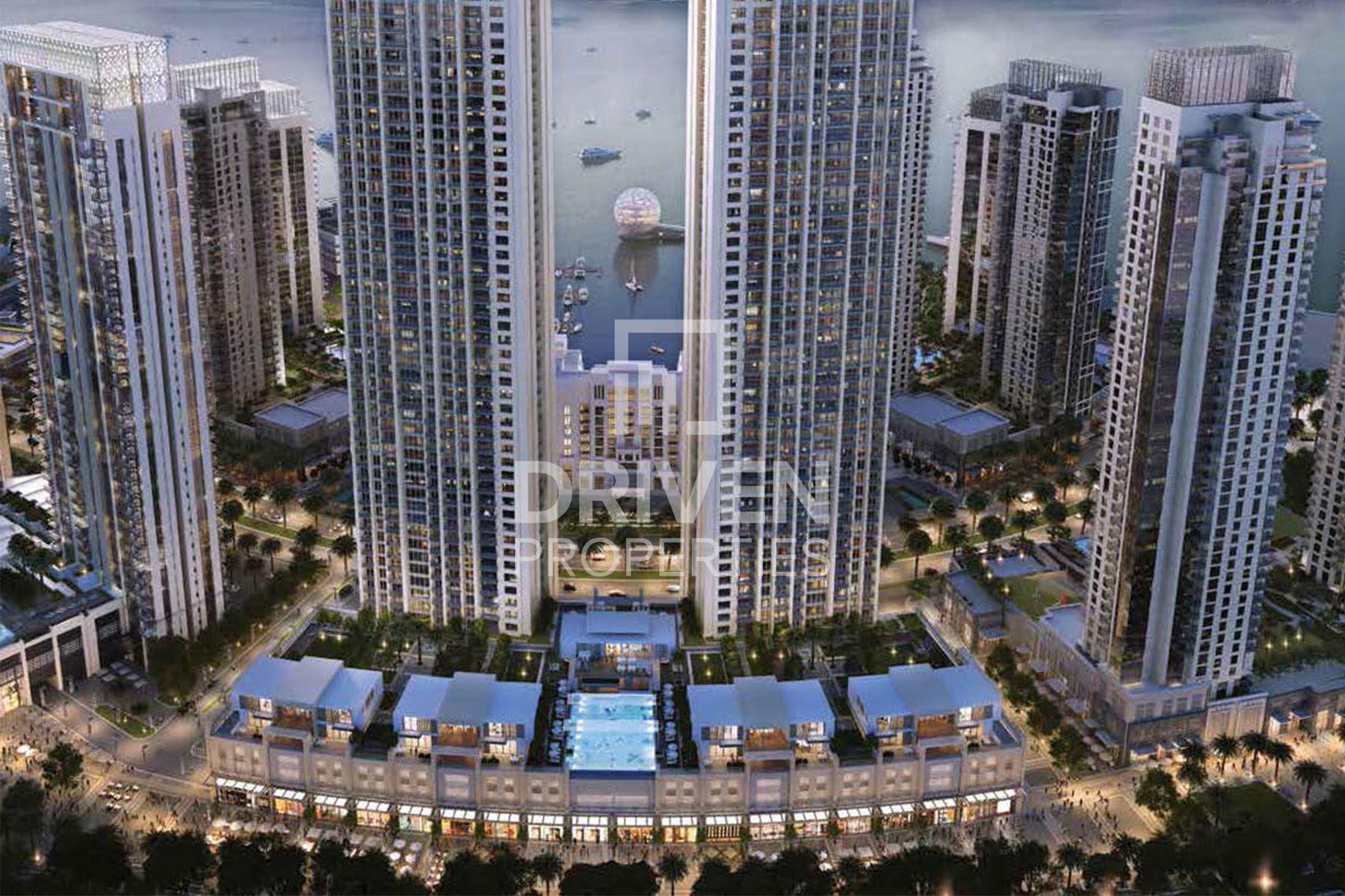 Apartment for Sale in Harbour Views 2 - Dubai Creek Harbour