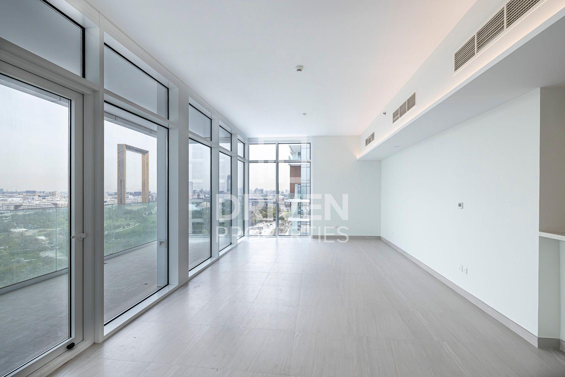 Dubai Frame View | High Floor | Brand New