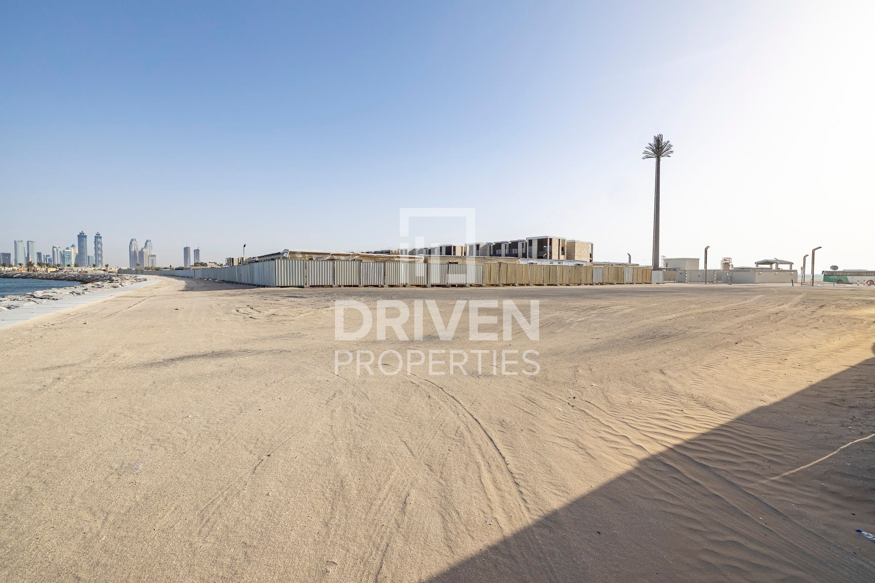 Residential Plot with Full Beach Access