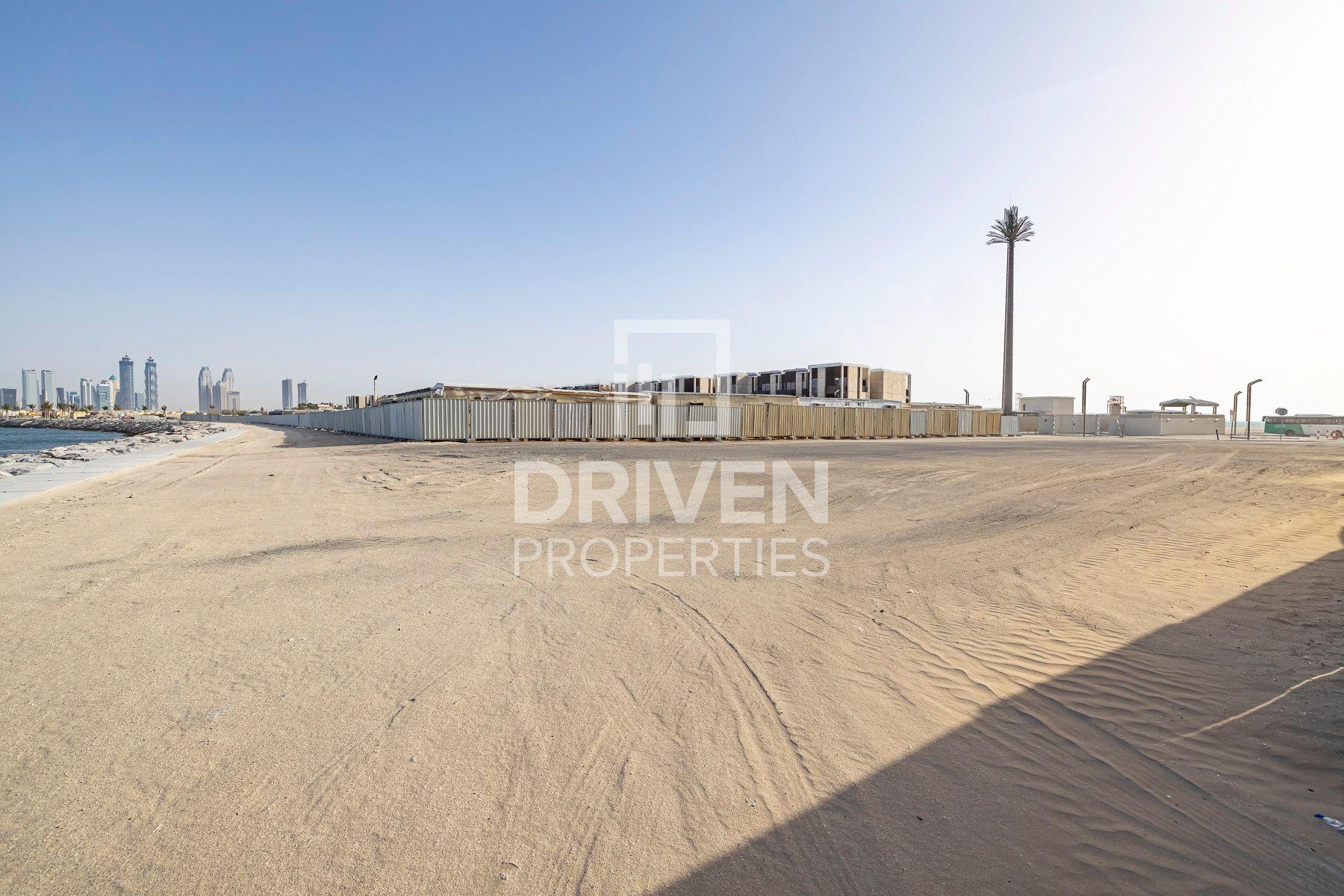 13,495 قدم مربع  أرض سكنية - للبيع - الجميرا
