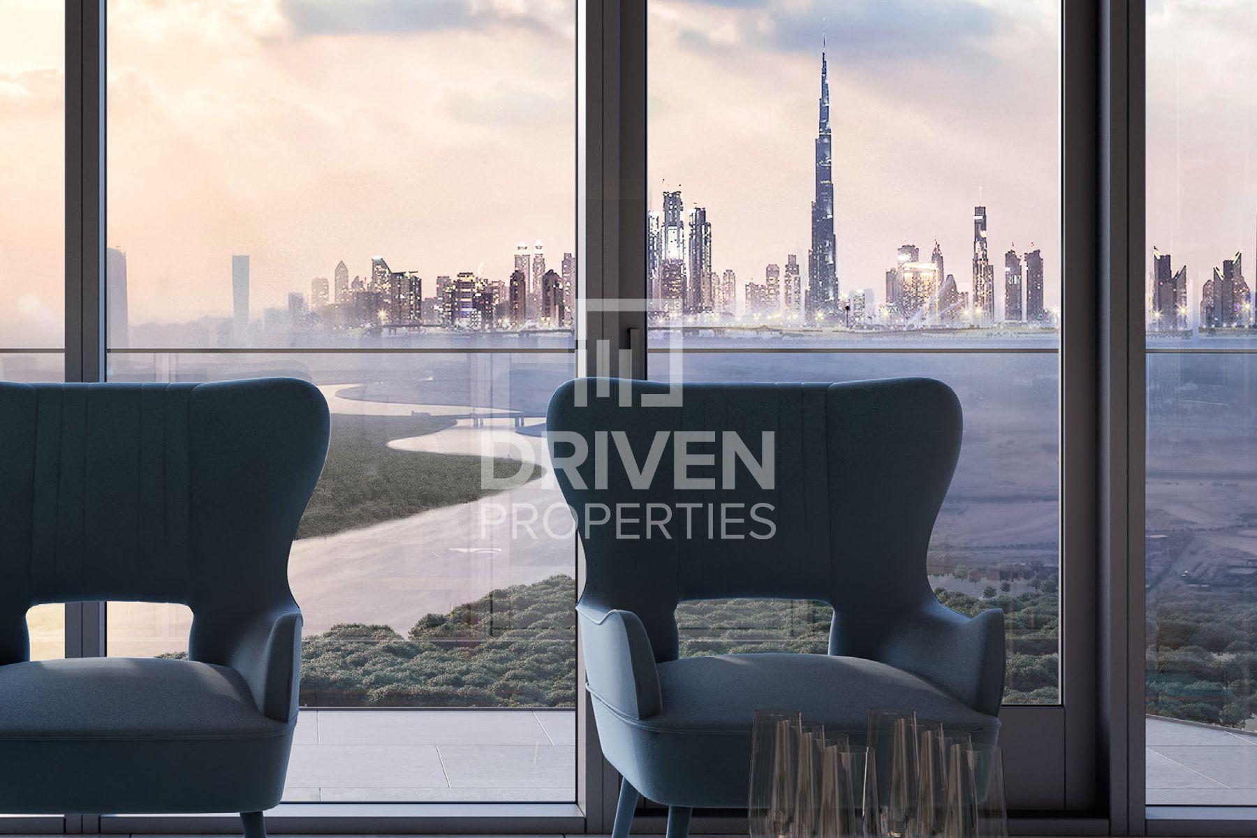 Apartment for Sale in Address Harbour Point - Dubai Creek Harbour