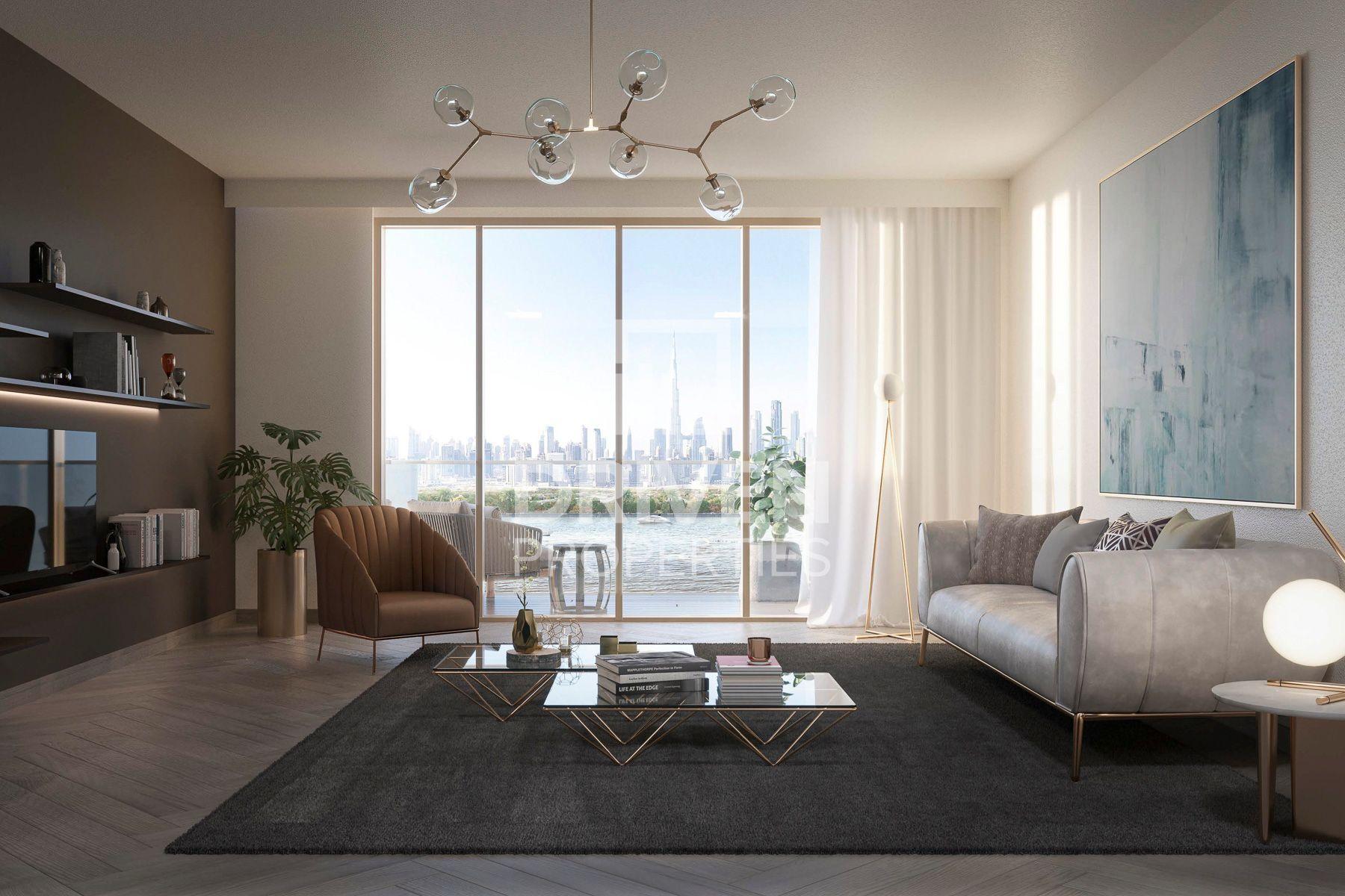 812 قدم مربع  شقة - للبيع - ميدان