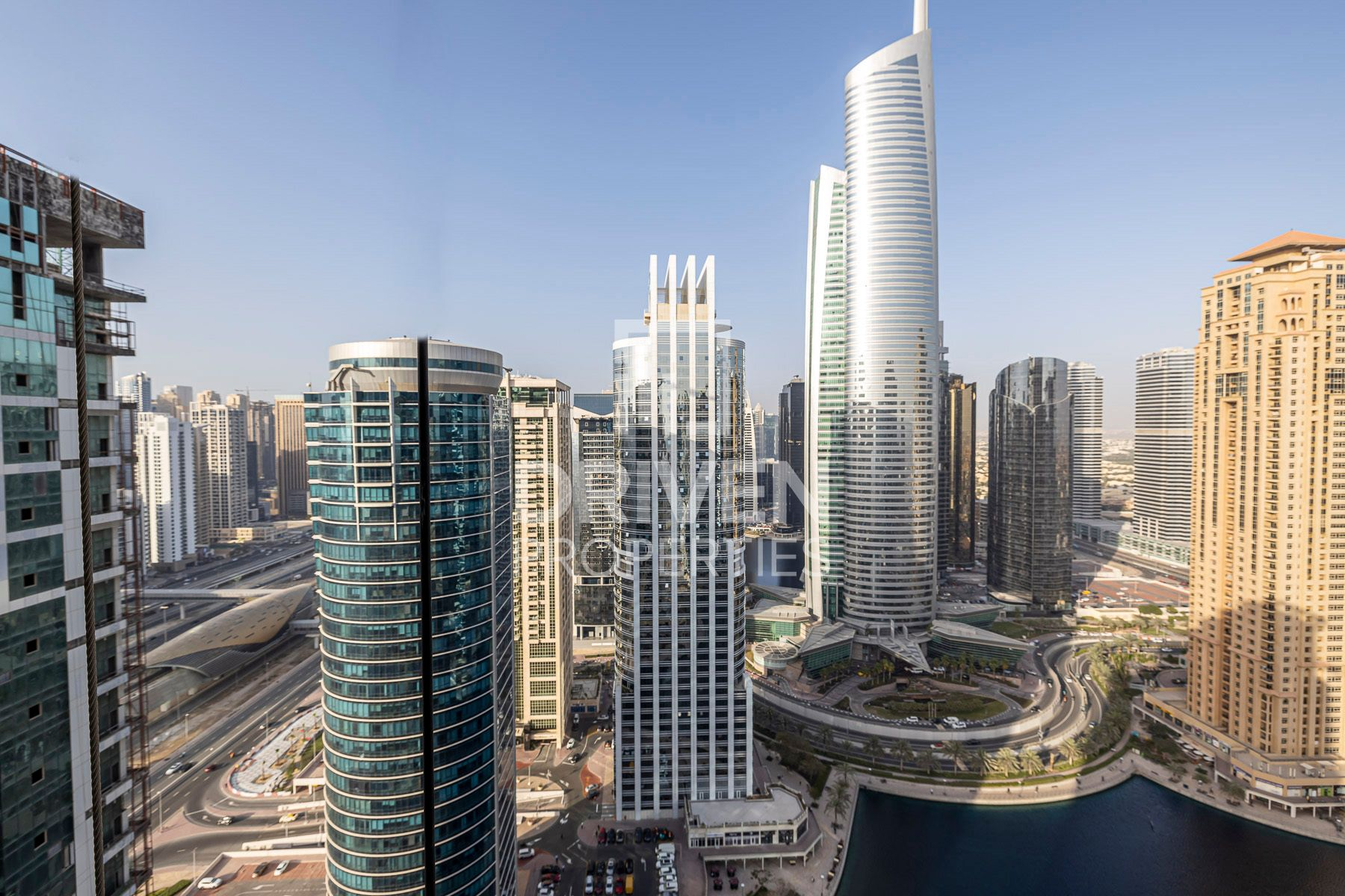 Apartment for Rent in Lake View Tower - Jumeirah Lake Towers