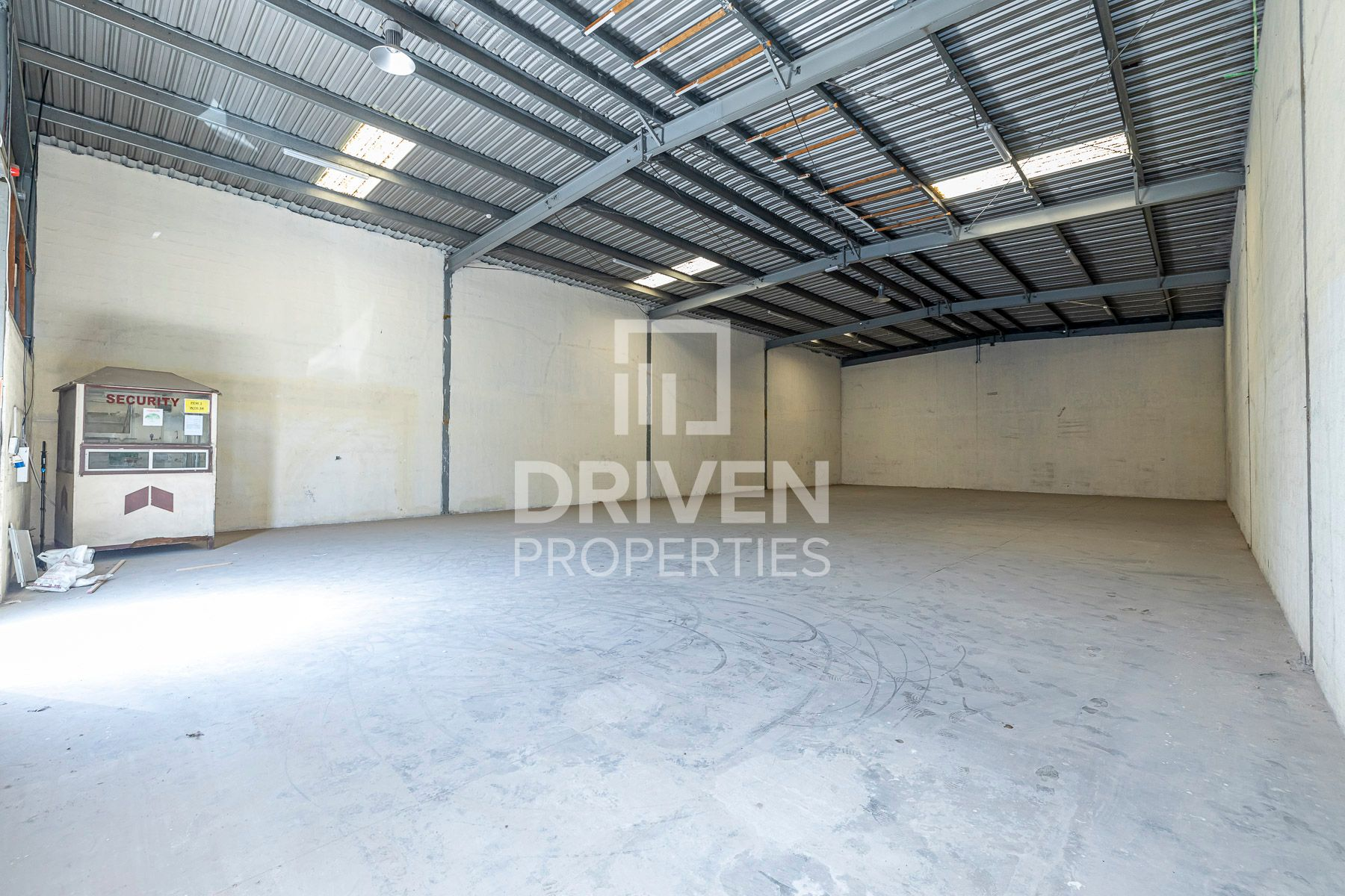 Well-managed Warehouse For Rent   Al Quoz