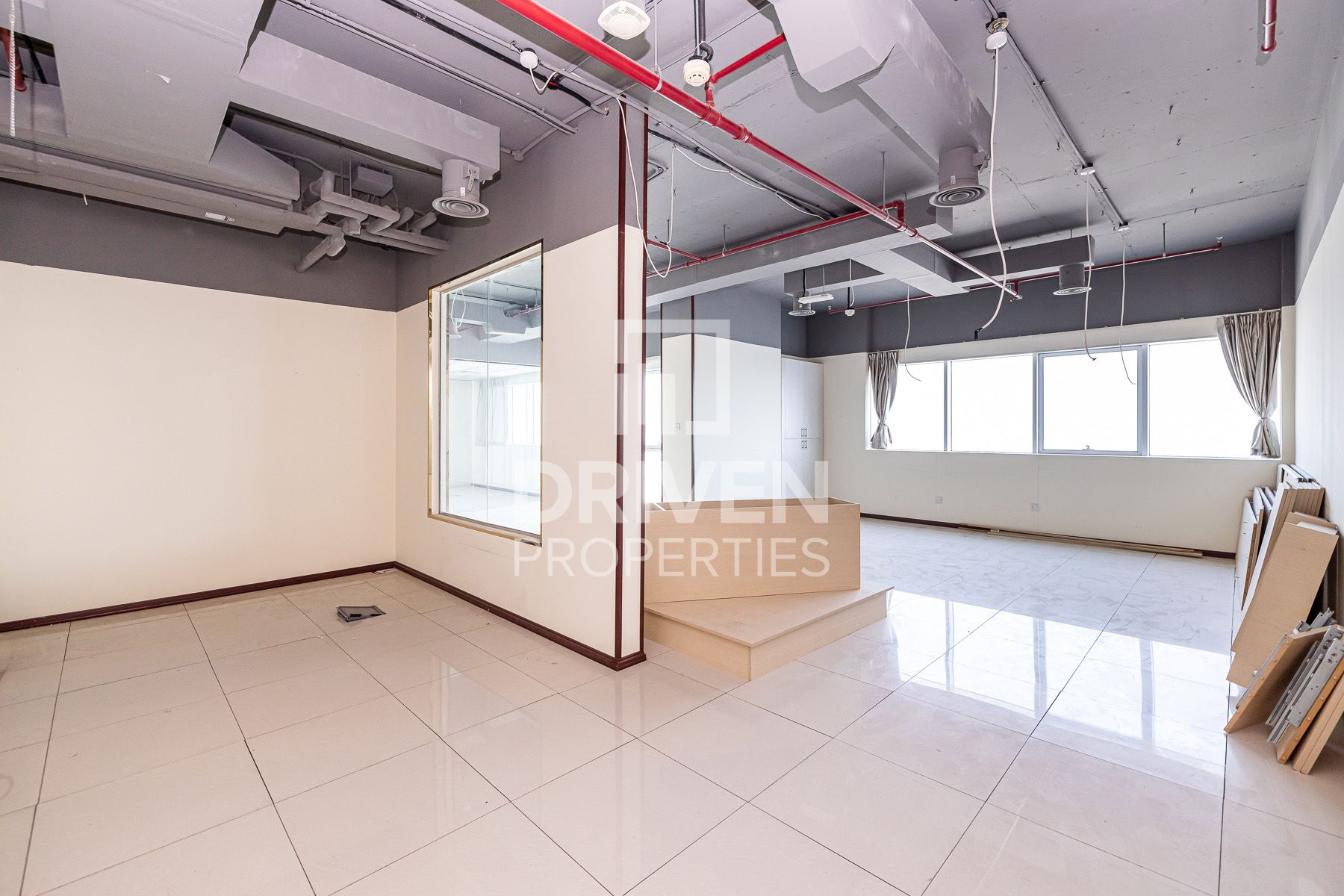 Multiple Units Available   Fitted Office