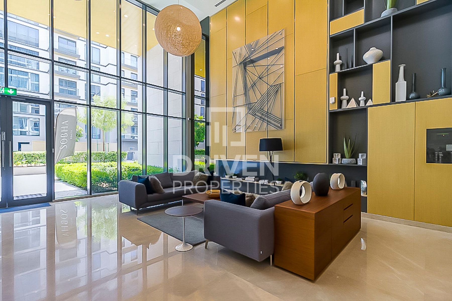 1,437 قدم مربع  شقة - للبيع - مدينة الشيخ محمد بن راشد