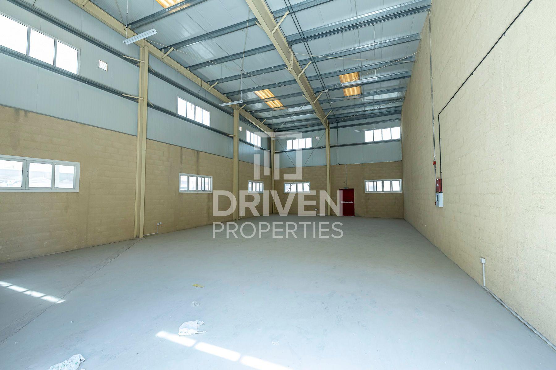 Well-Kept Warehouse for Sale | Jebel Ali