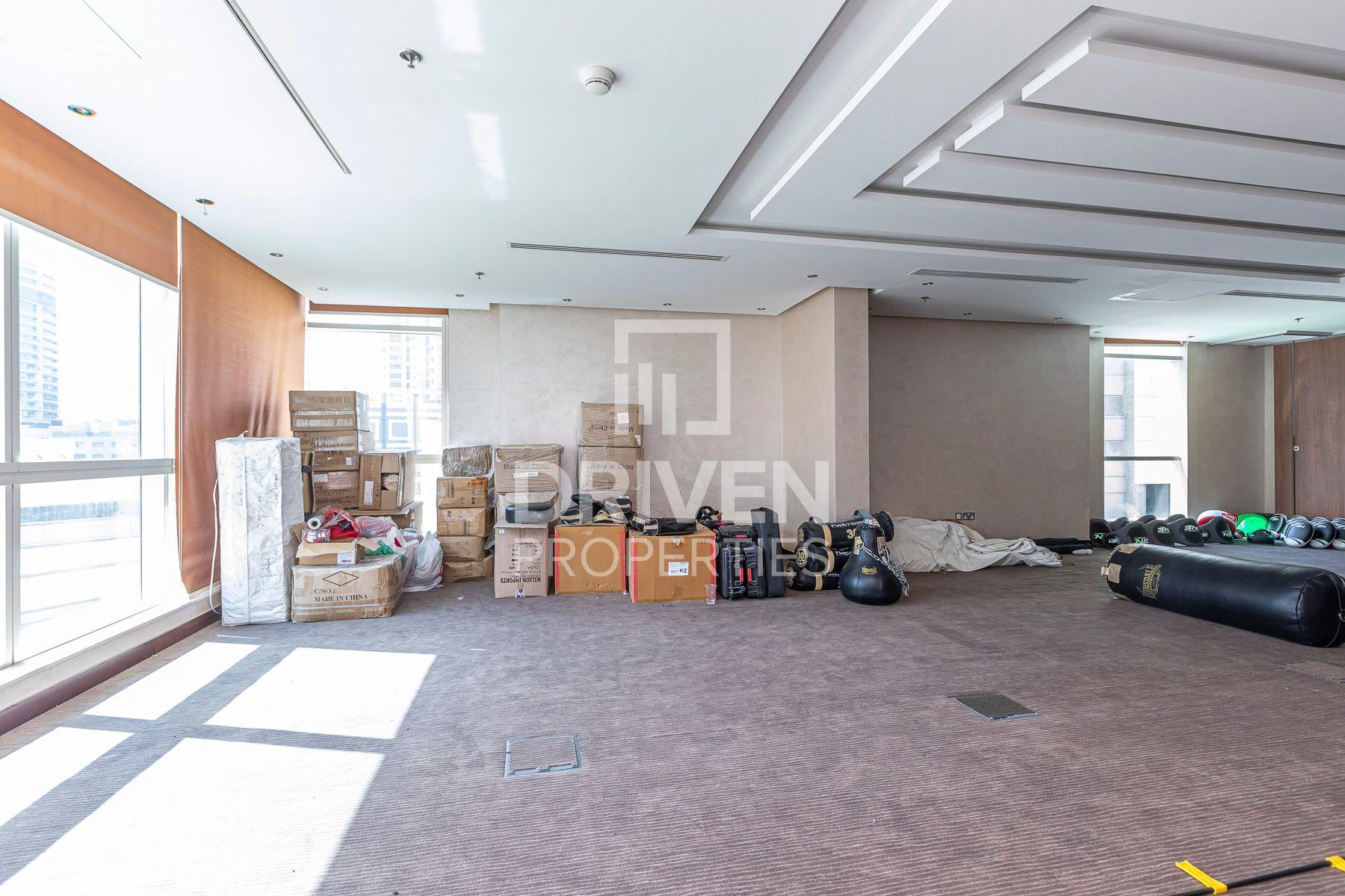 1,781 قدم مربع  مكتب - للايجار - دبي مارينا
