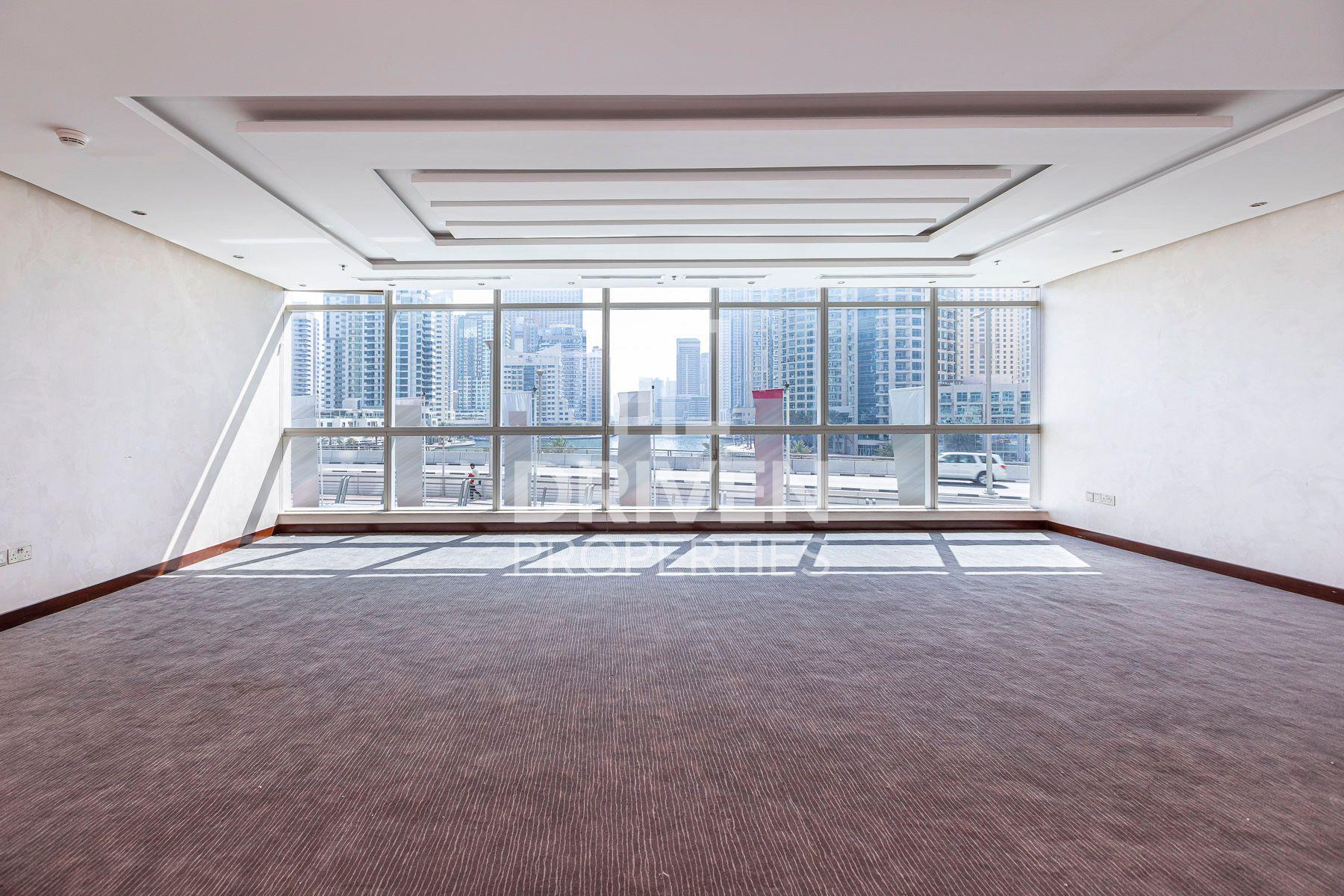 610 قدم مربع  مكتب - للايجار - دبي مارينا