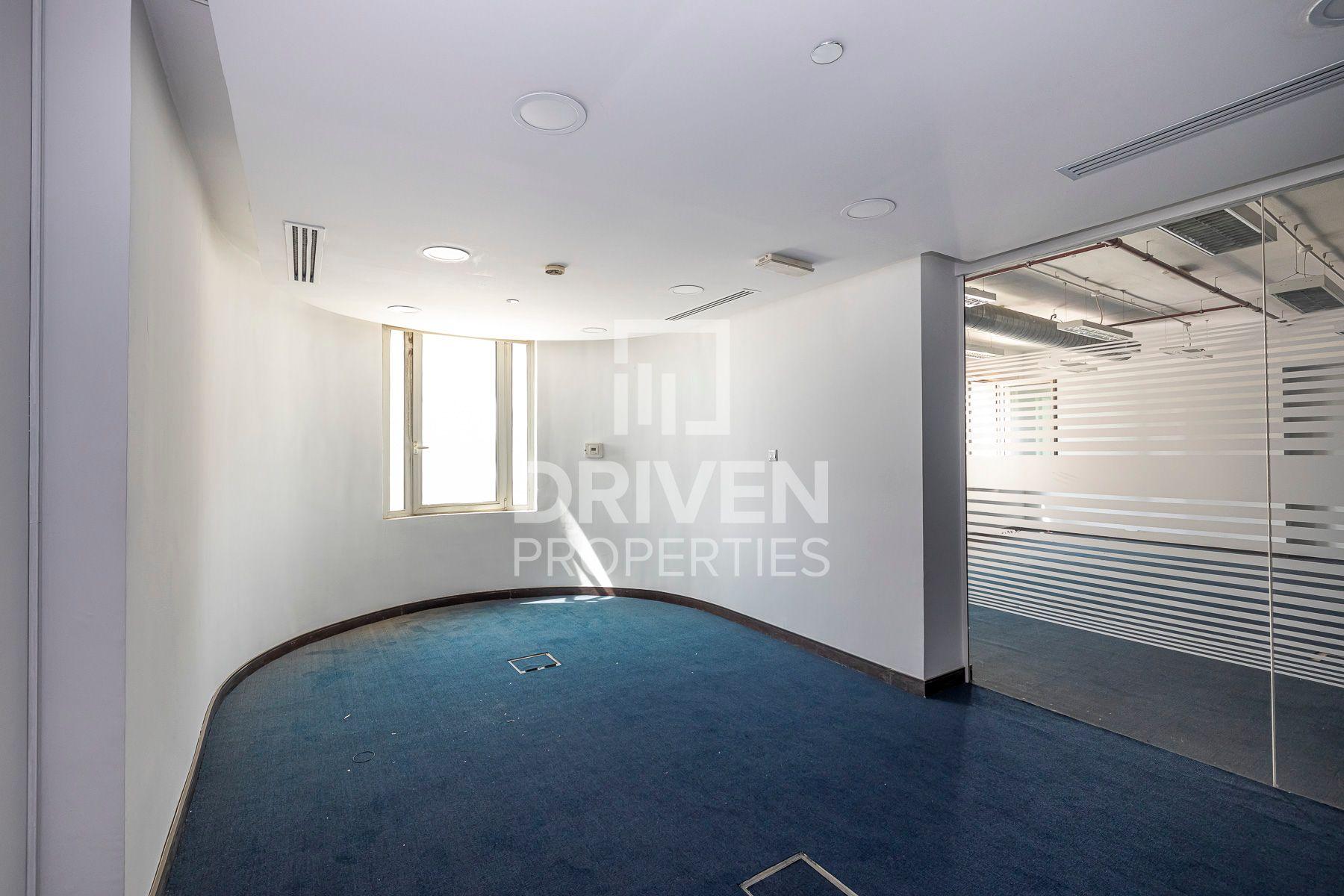 للايجار - مكتب - مبنى 47 - مدينة دبي الطبية