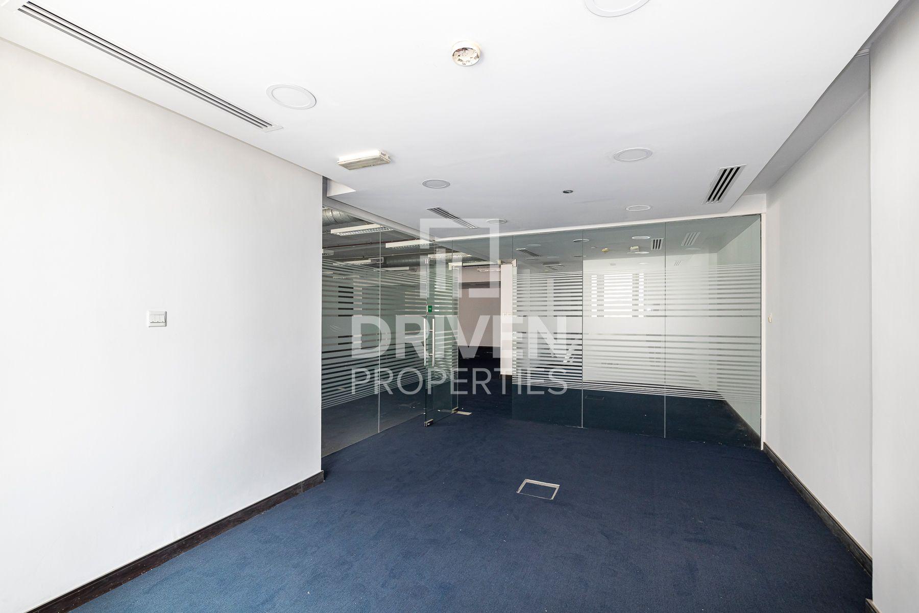 2,794 قدم مربع  مكتب - للايجار - مدينة دبي الطبية