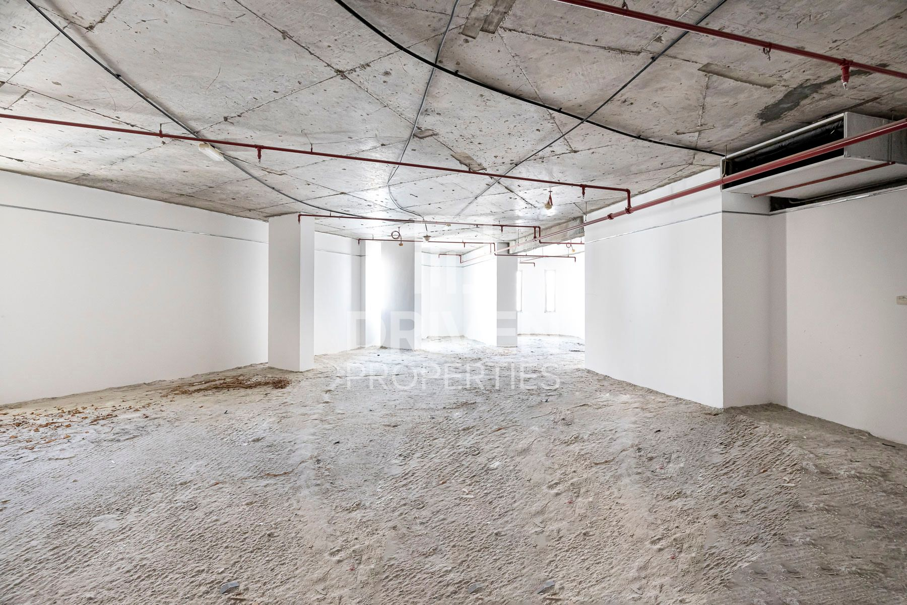 Excellent Location | Shell & Core Office