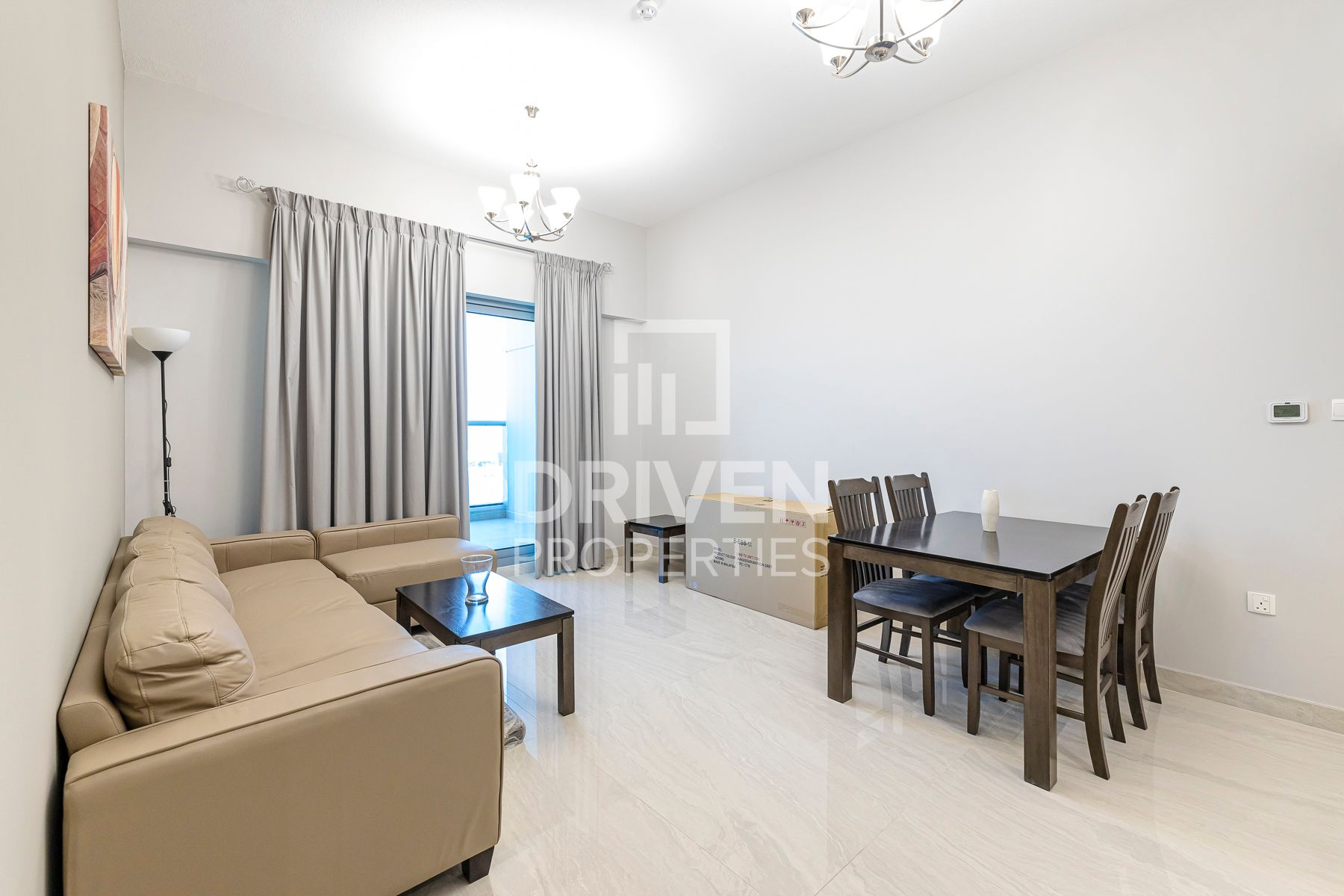 Bright and Large Terrace   Furnished Apt