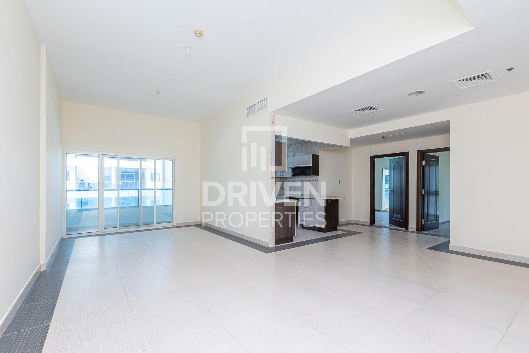 1,185 قدم مربع  شقة - للايجار - مدينة دبي الرياضية
