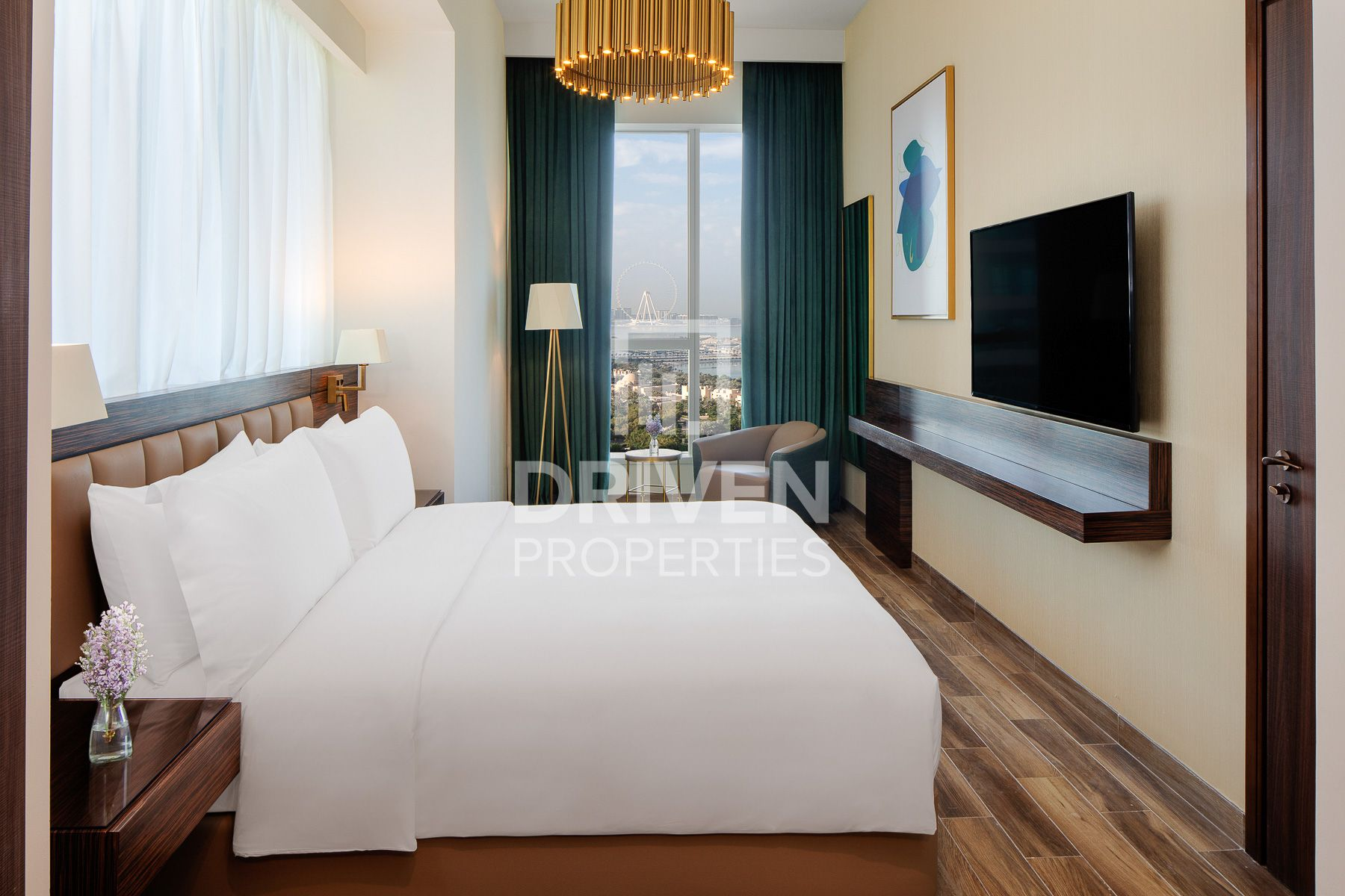 Huge Apt and Brand New   Fully Furnished