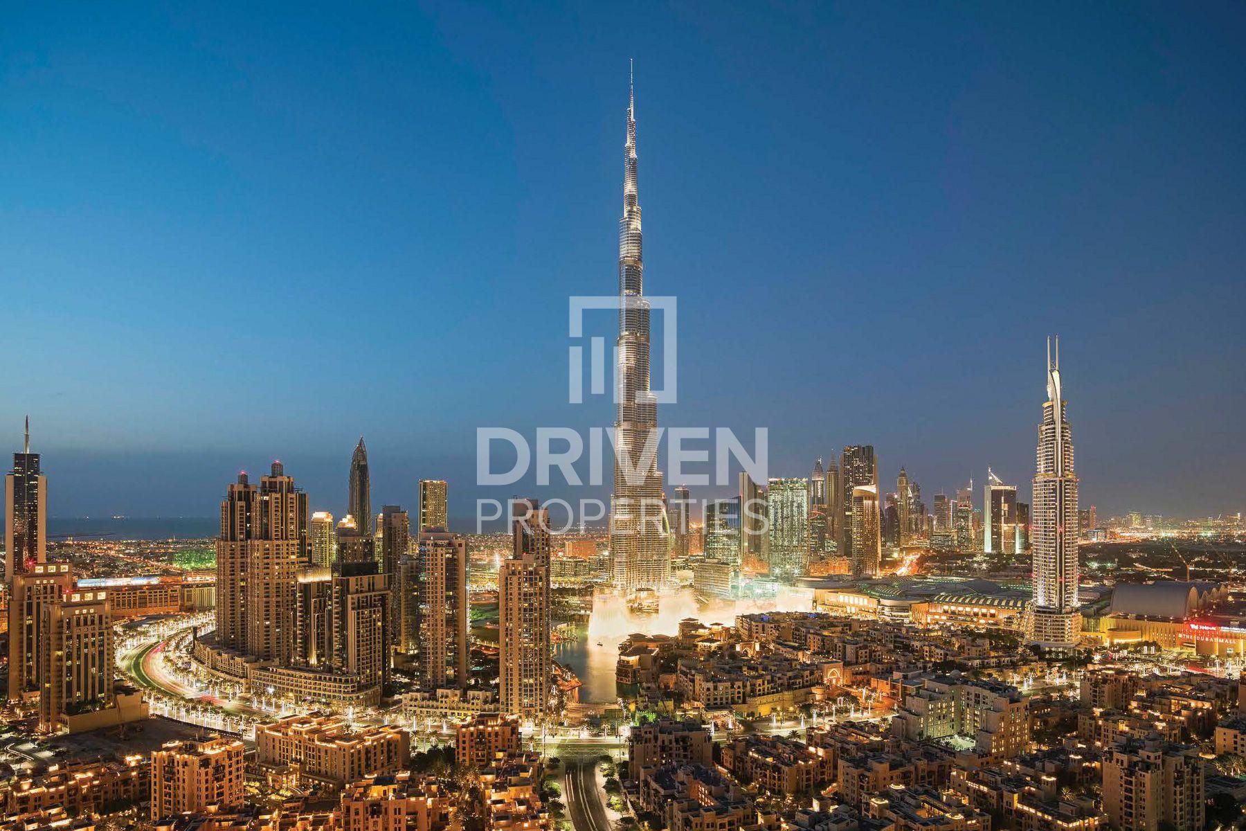 Resale | Payment Plan | Burj Khalifa View