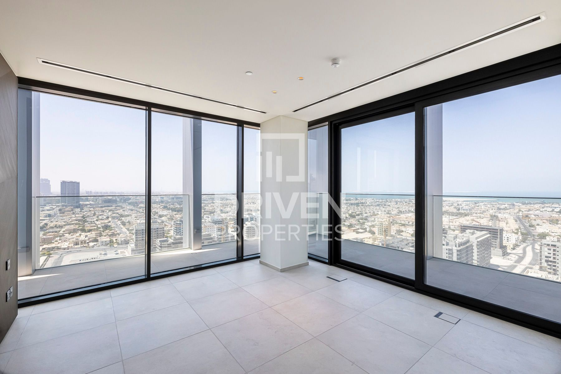High-end Finishing Apartments | High Floor