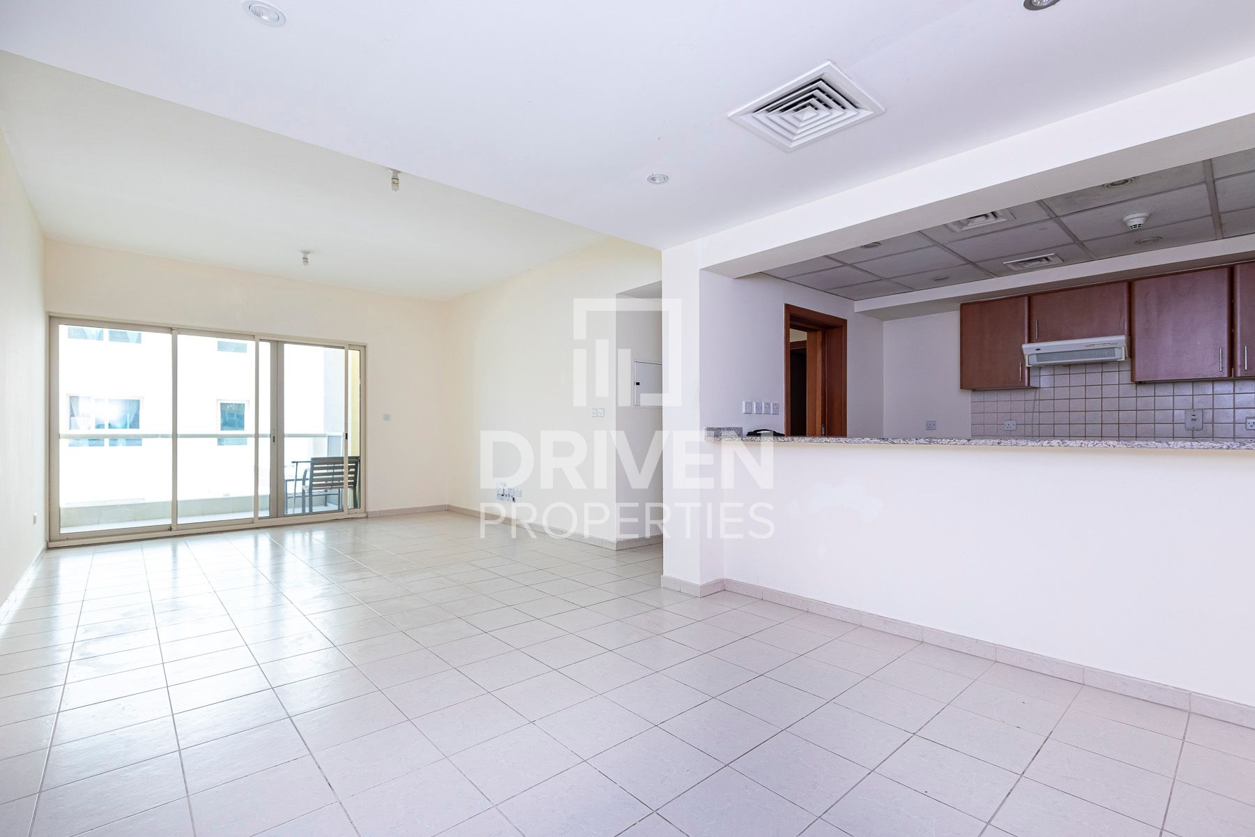 Exclusive and Vacant | Pool Facing 1 Bed