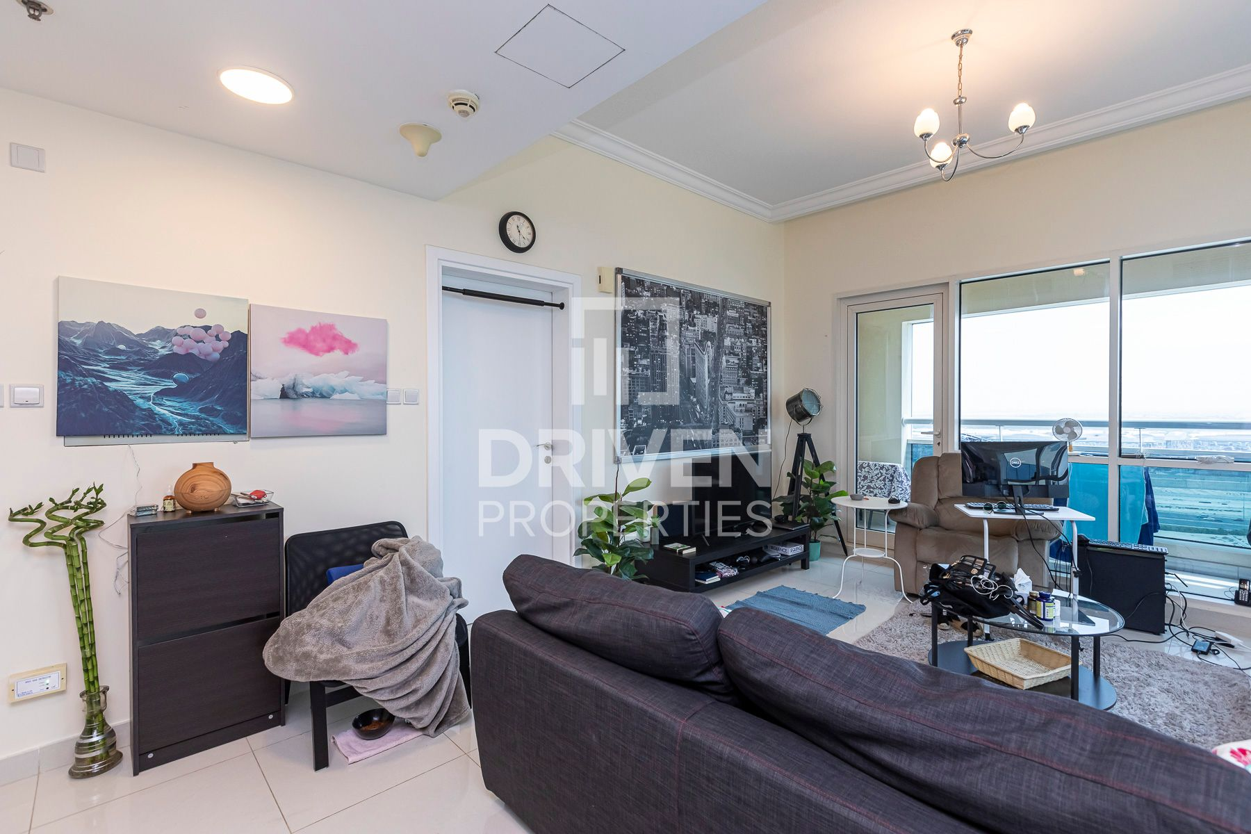 Furnished Unit | High Floor | Creek View
