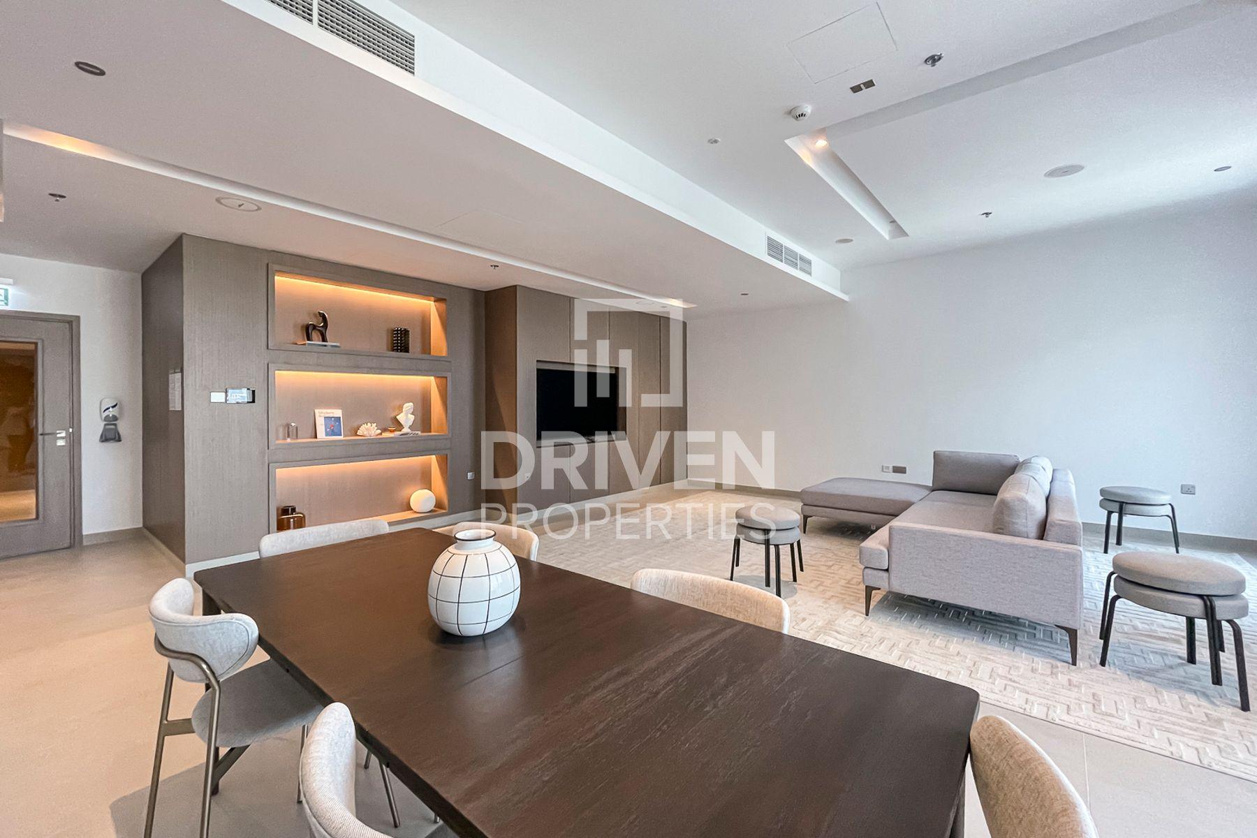 1,139 قدم مربع  شقة - للايجار - ميناء خور دبي