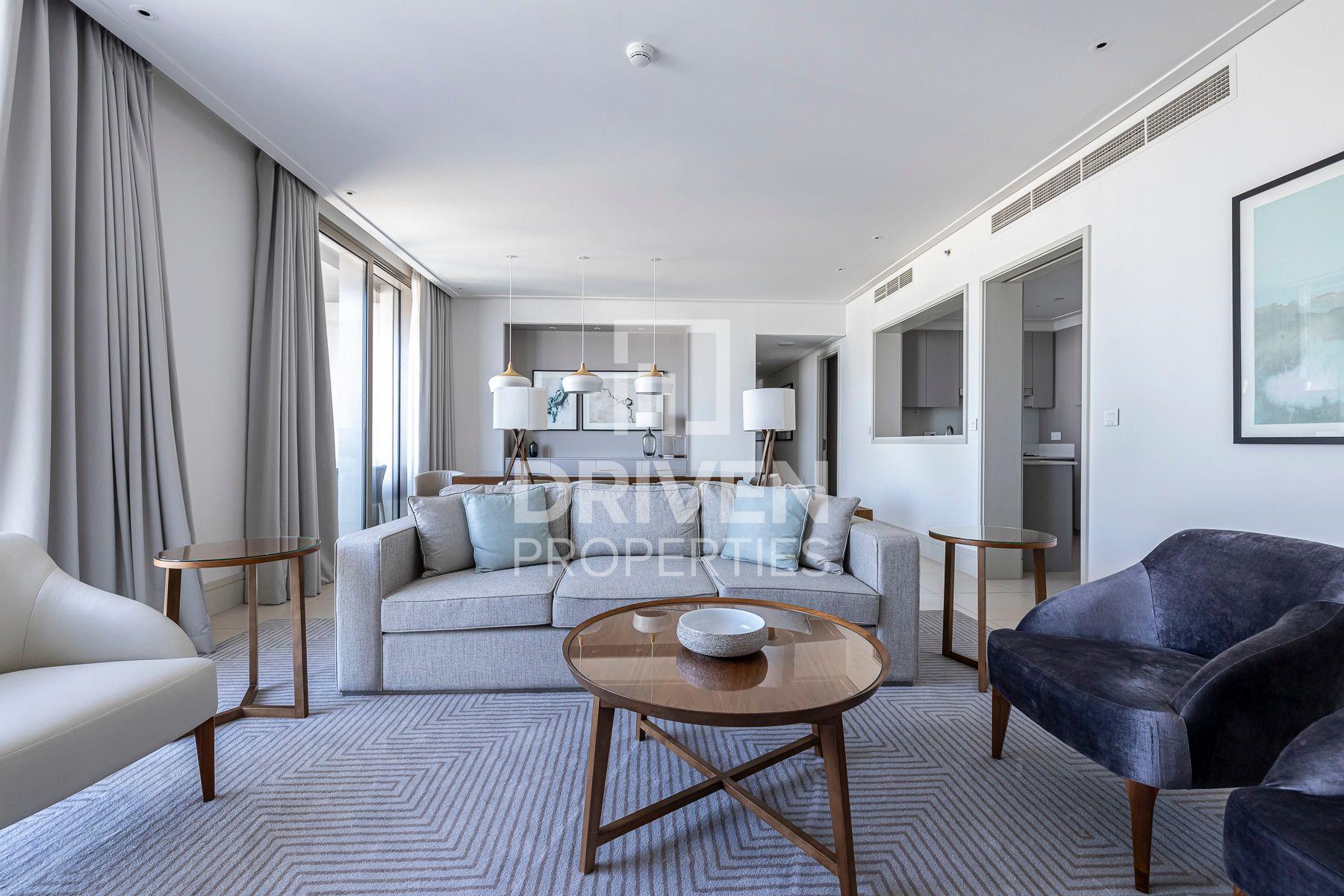 1,980 قدم مربع  شقة - للايجار - دبي وسط المدينة