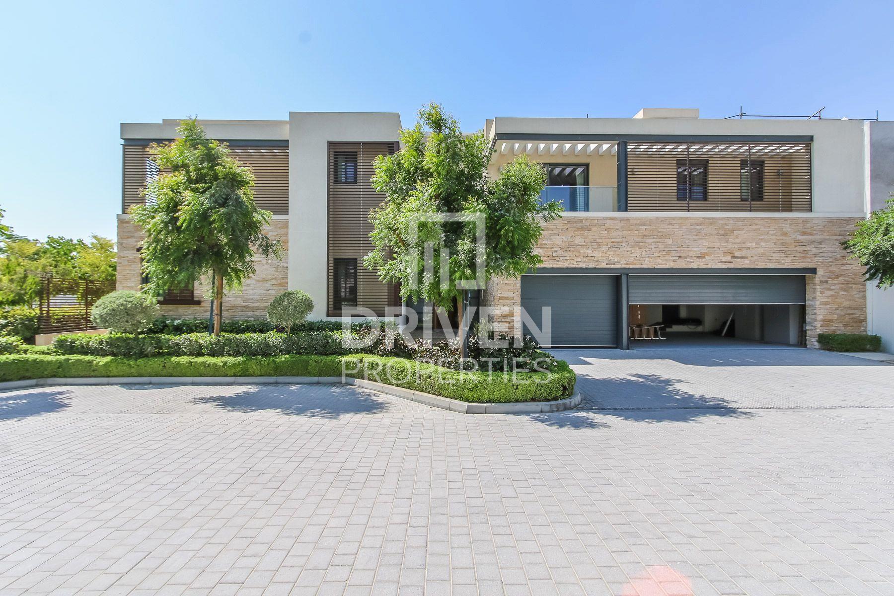 6,017 قدم مربع  فيلا - للبيع - مدينة الشيخ محمد بن راشد