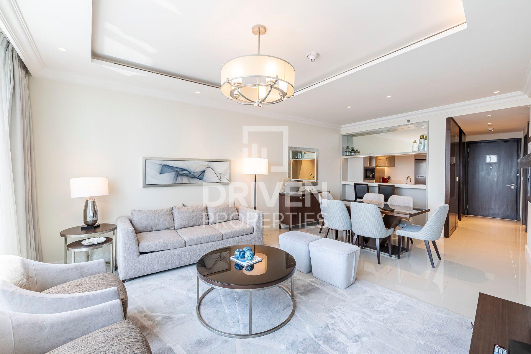 1,362 قدم مربع  شقة - للبيع - دبي وسط المدينة