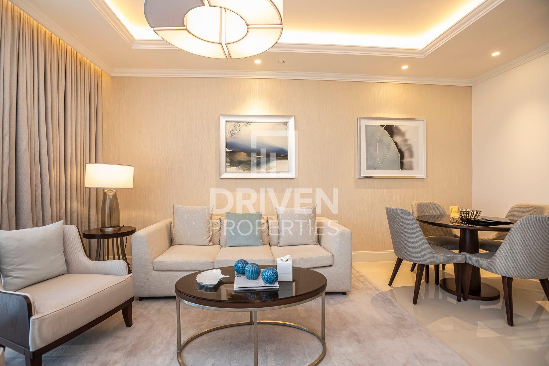 842 قدم مربع  شقة - للبيع - دبي وسط المدينة