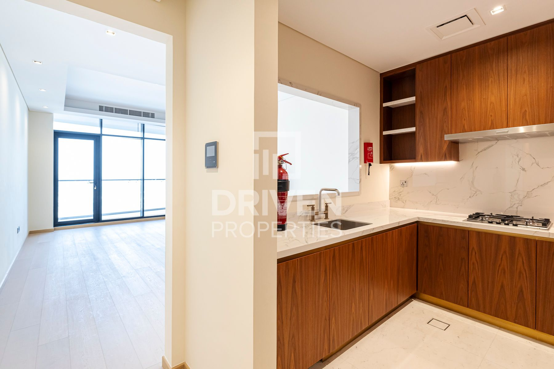 Facing Zabeel   Bright and Amazing 1 Bed