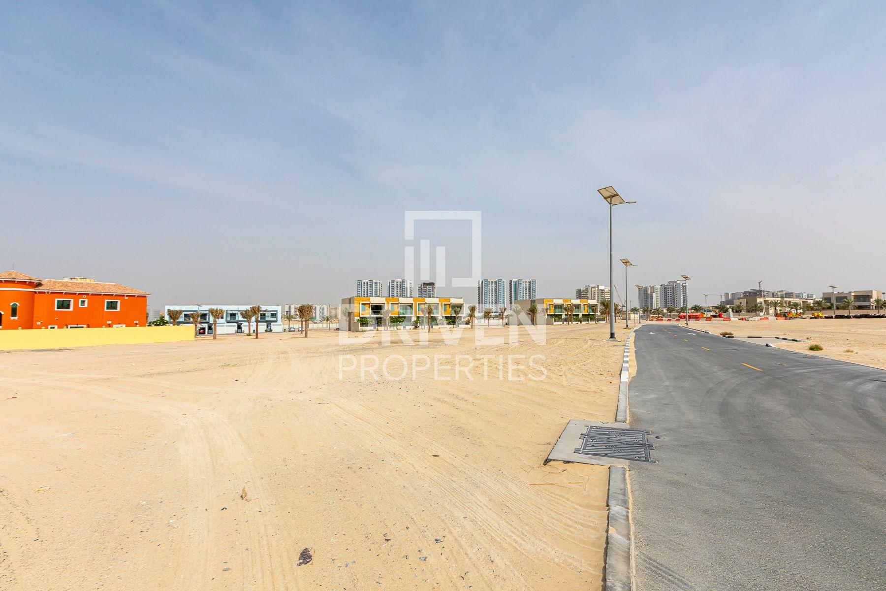 Resale Corner Plot Residential | Al Furjan