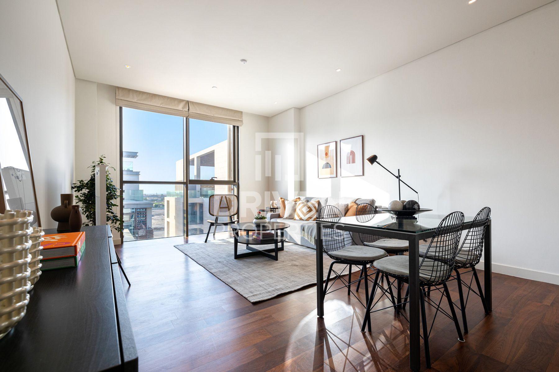 Furnished | High Floor | Burj Khalifa View