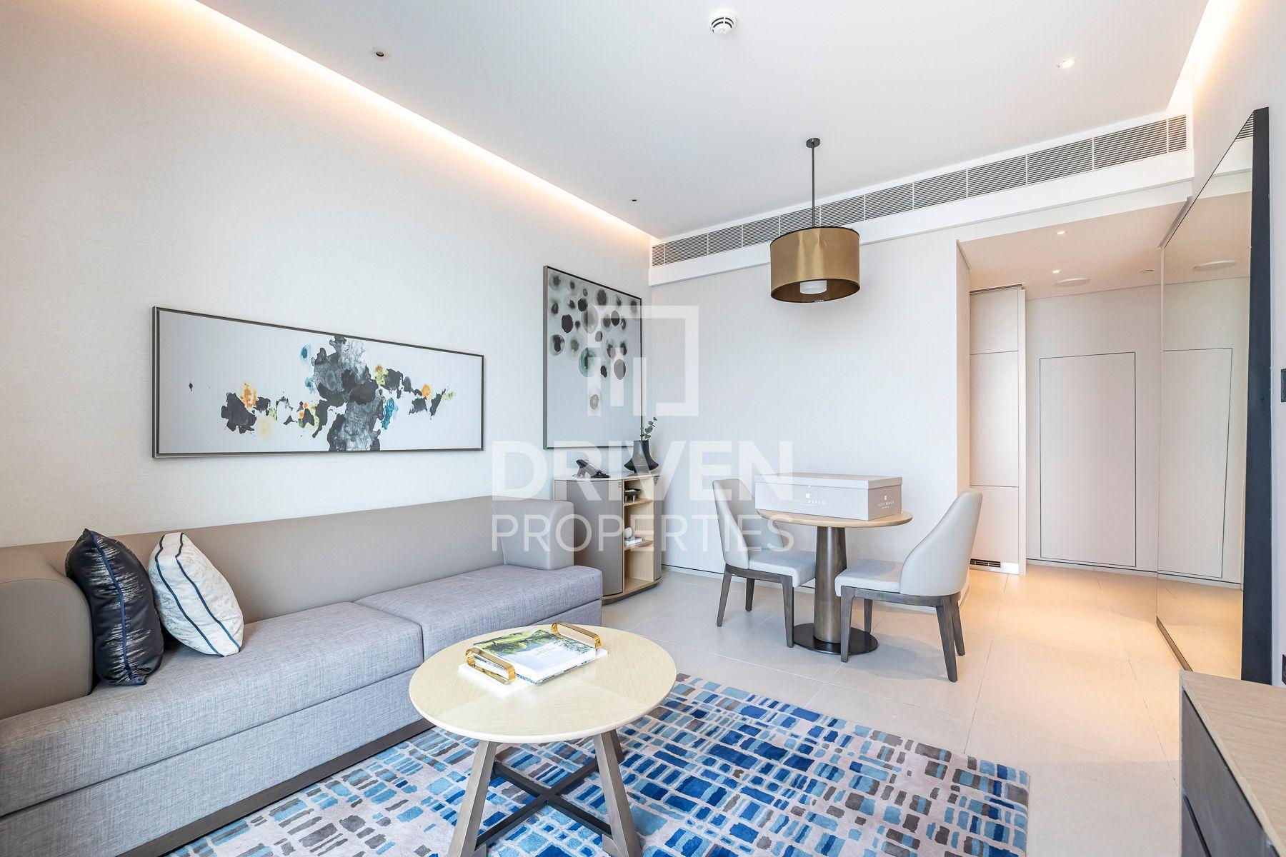638 قدم مربع  شقة - للايجار - مساكن شاطئ الجميرا