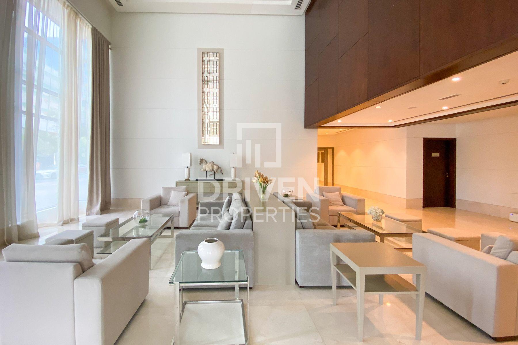 Spacious Layout | Burj Views | Low Floor