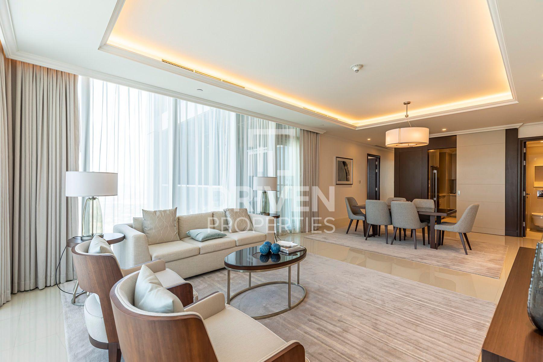 Luxury | All Bills Included | Burj Views