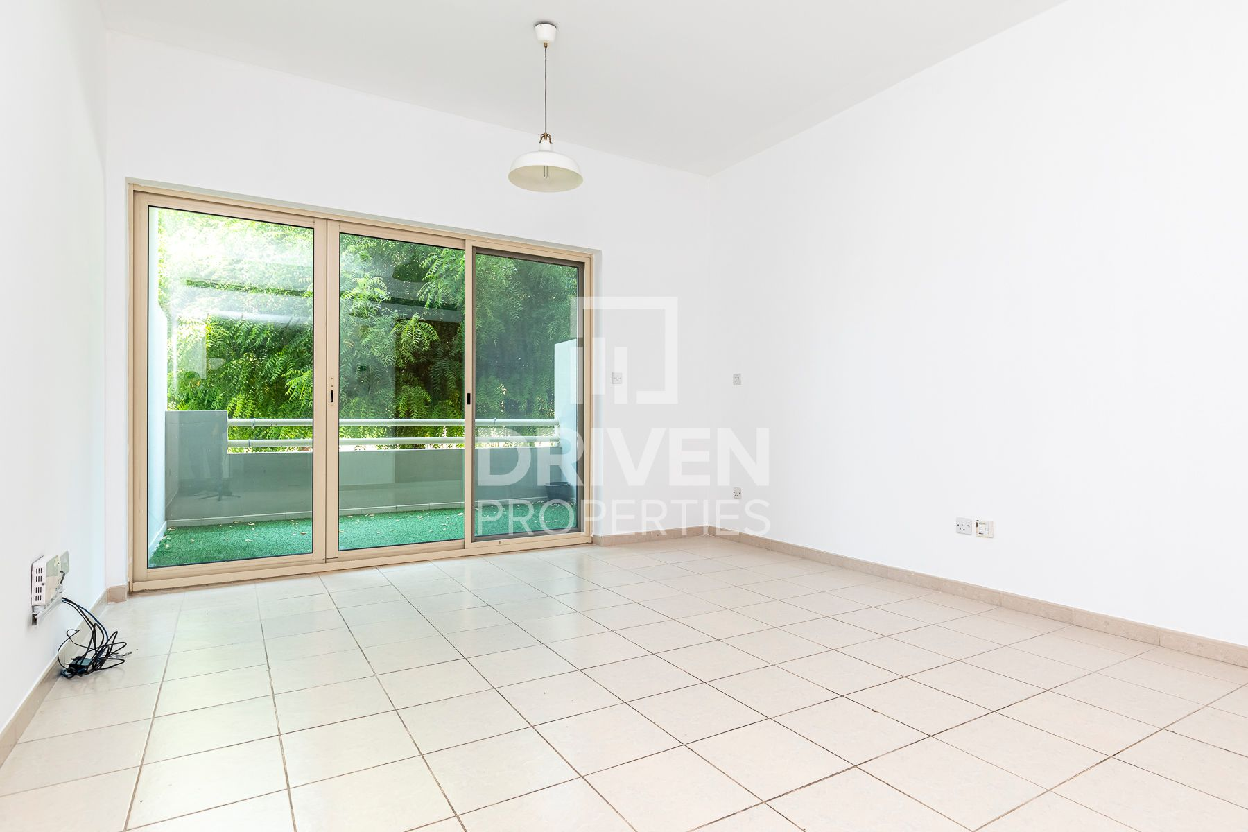Spacious Balcony | Well-kept & Excellent