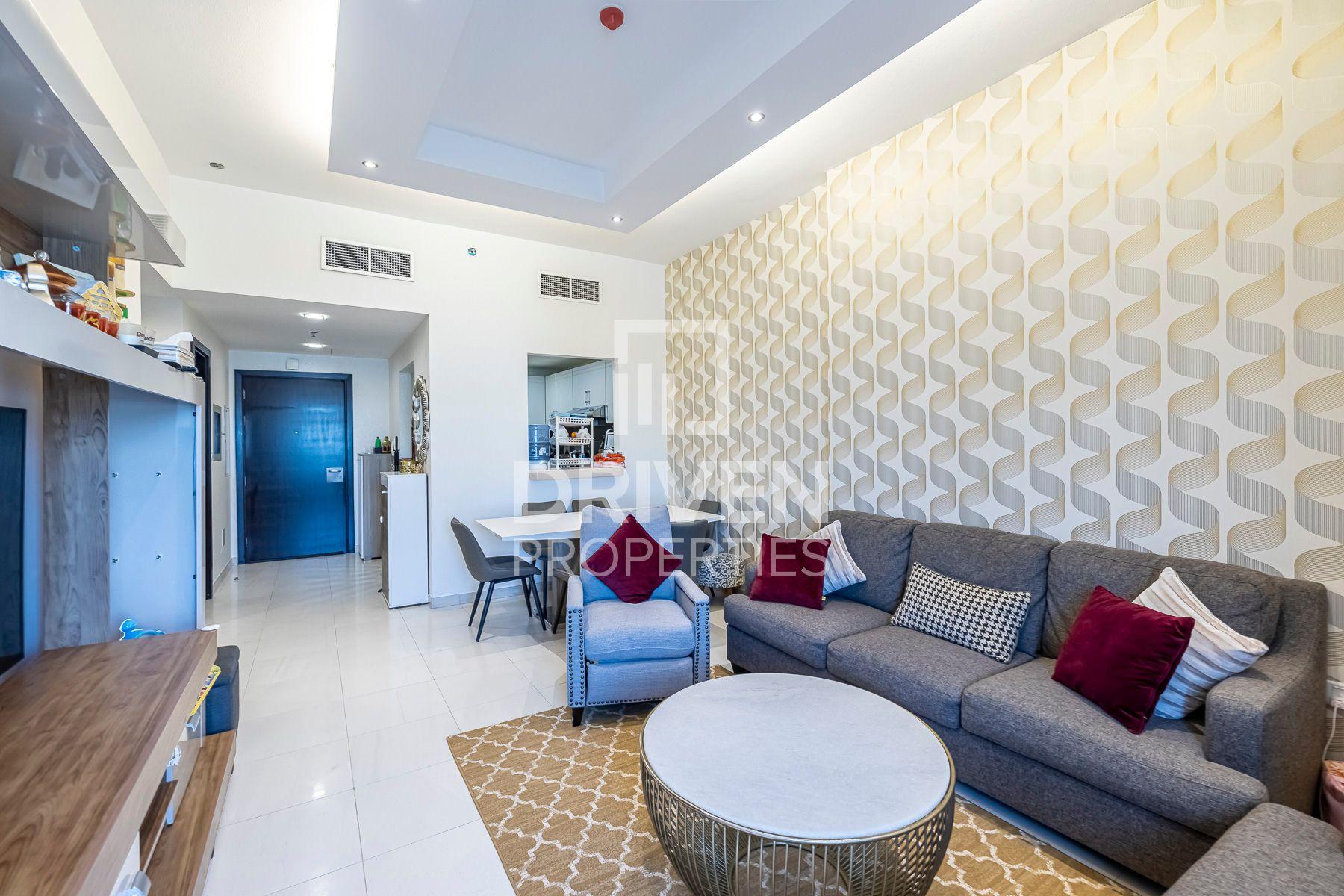 1,144 قدم مربع  شقة - للبيع - واحة السيليكون