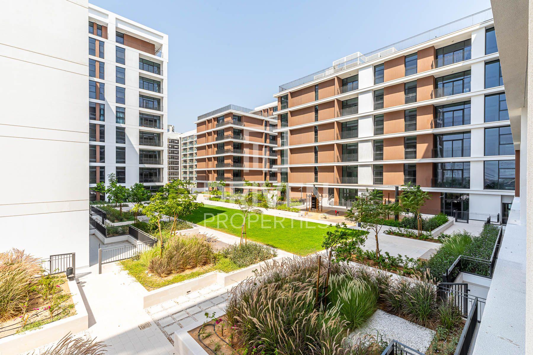 698 قدم مربع  شقة - للايجار - دبي هيلز استيت