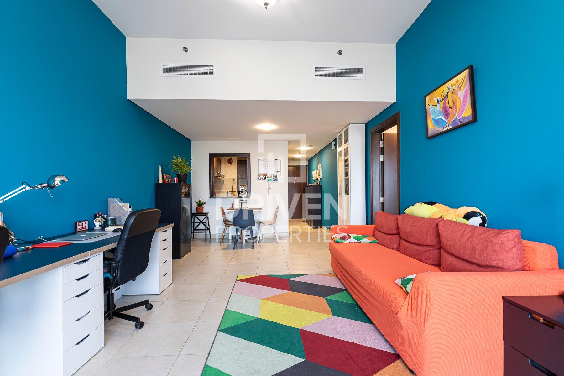 831 قدم مربع  شقة - للبيع - دبي لاند