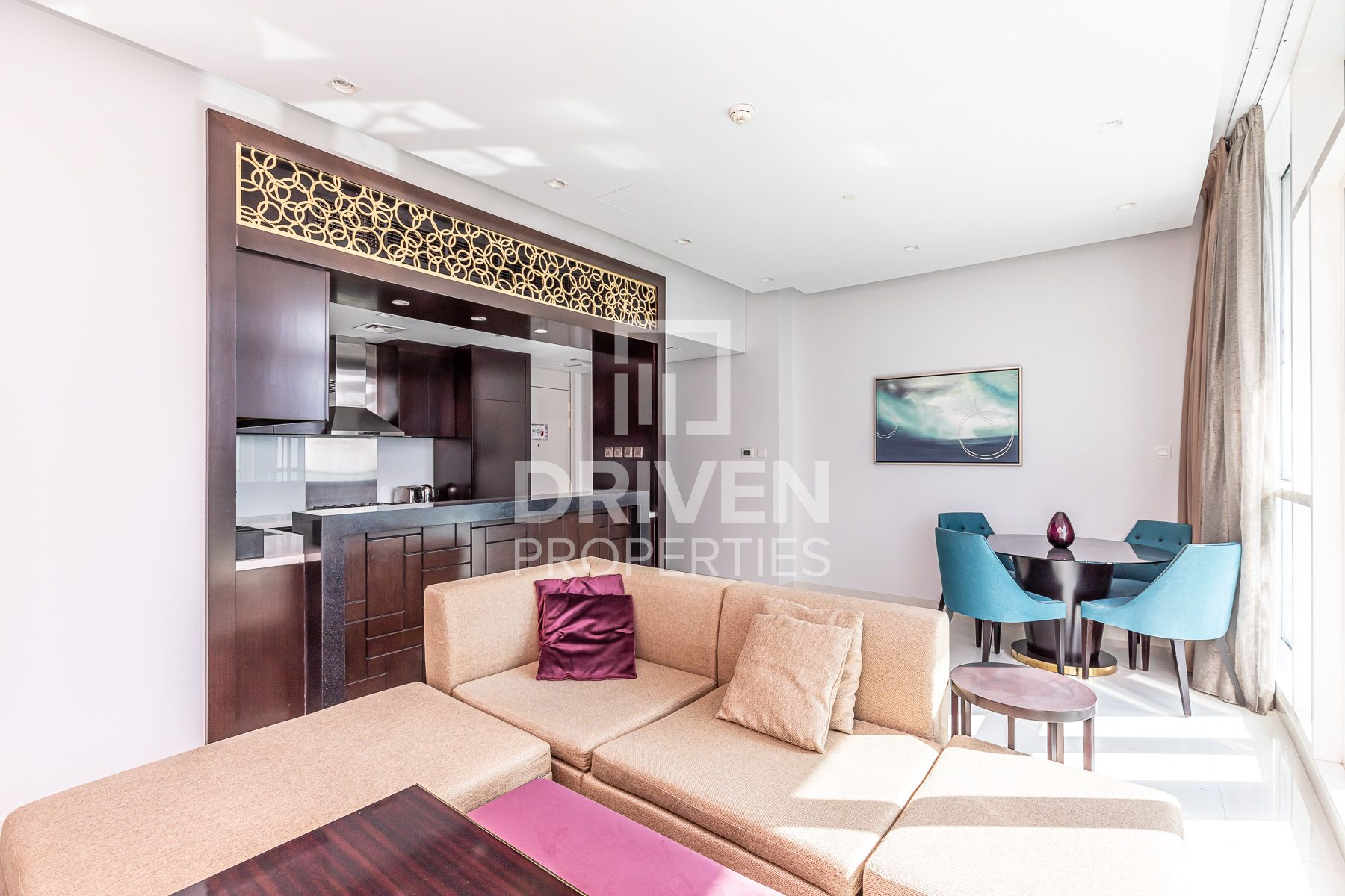 Fully Furnished | High Floor | Stunning