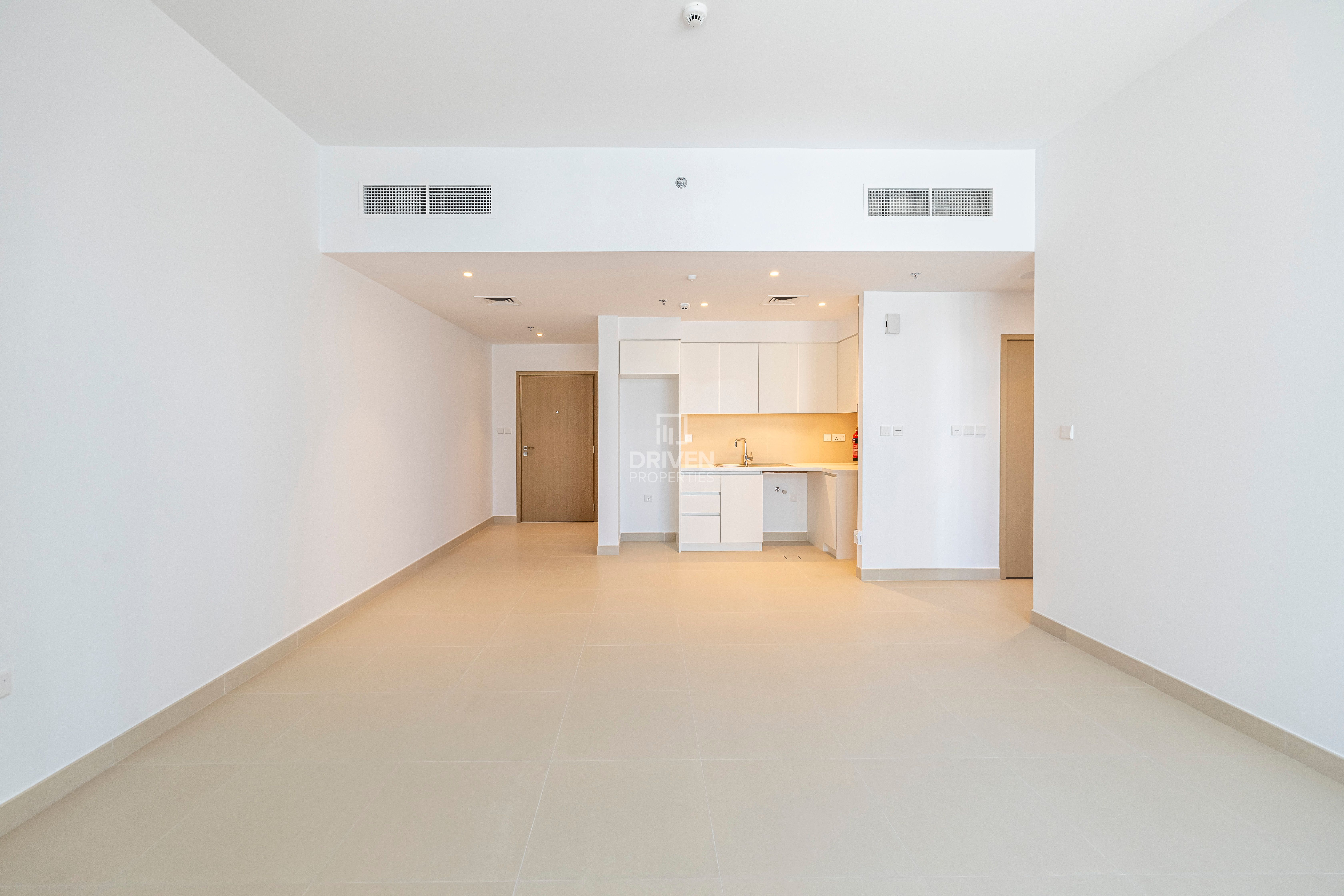 Brand New Apt | W/ Park And Creek Facing