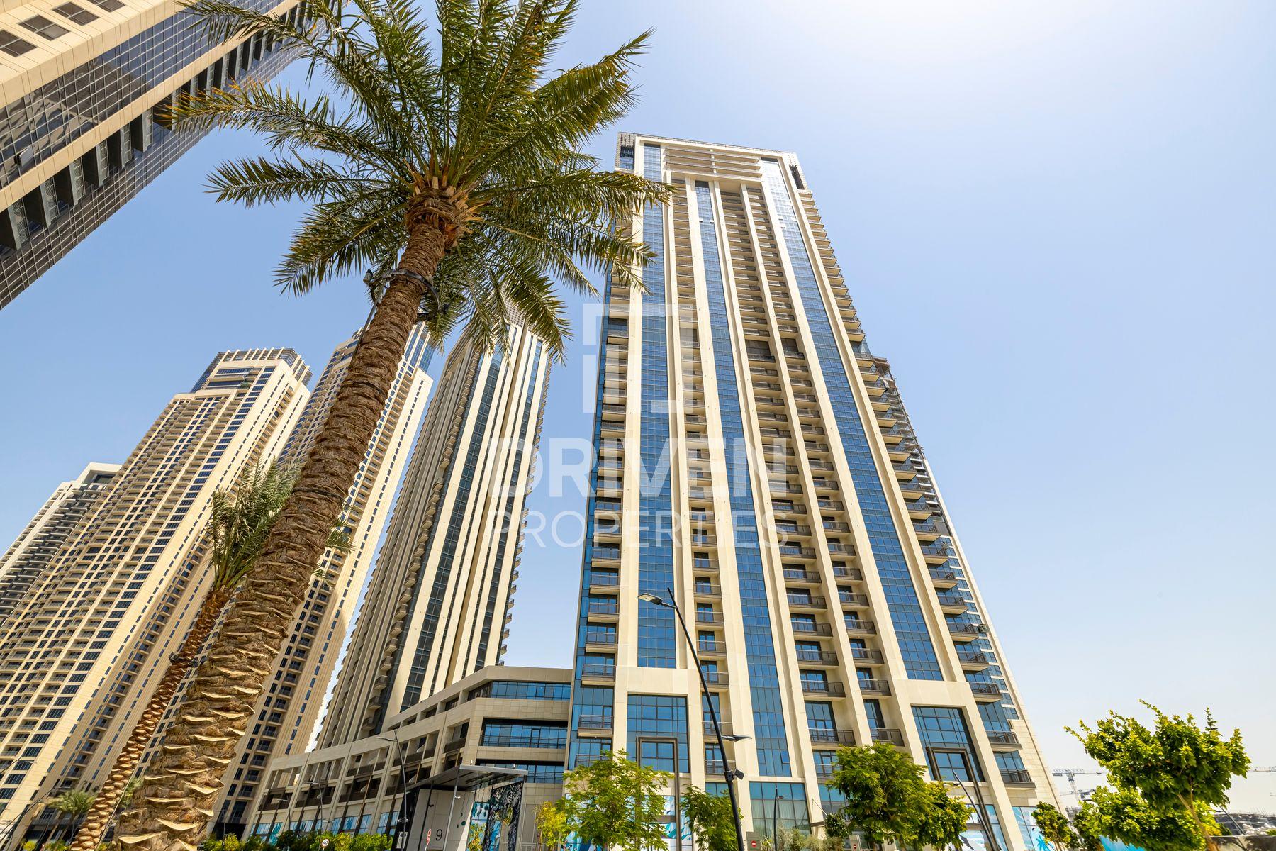 1,135 قدم مربع  شقة - للبيع - ميناء خور دبي
