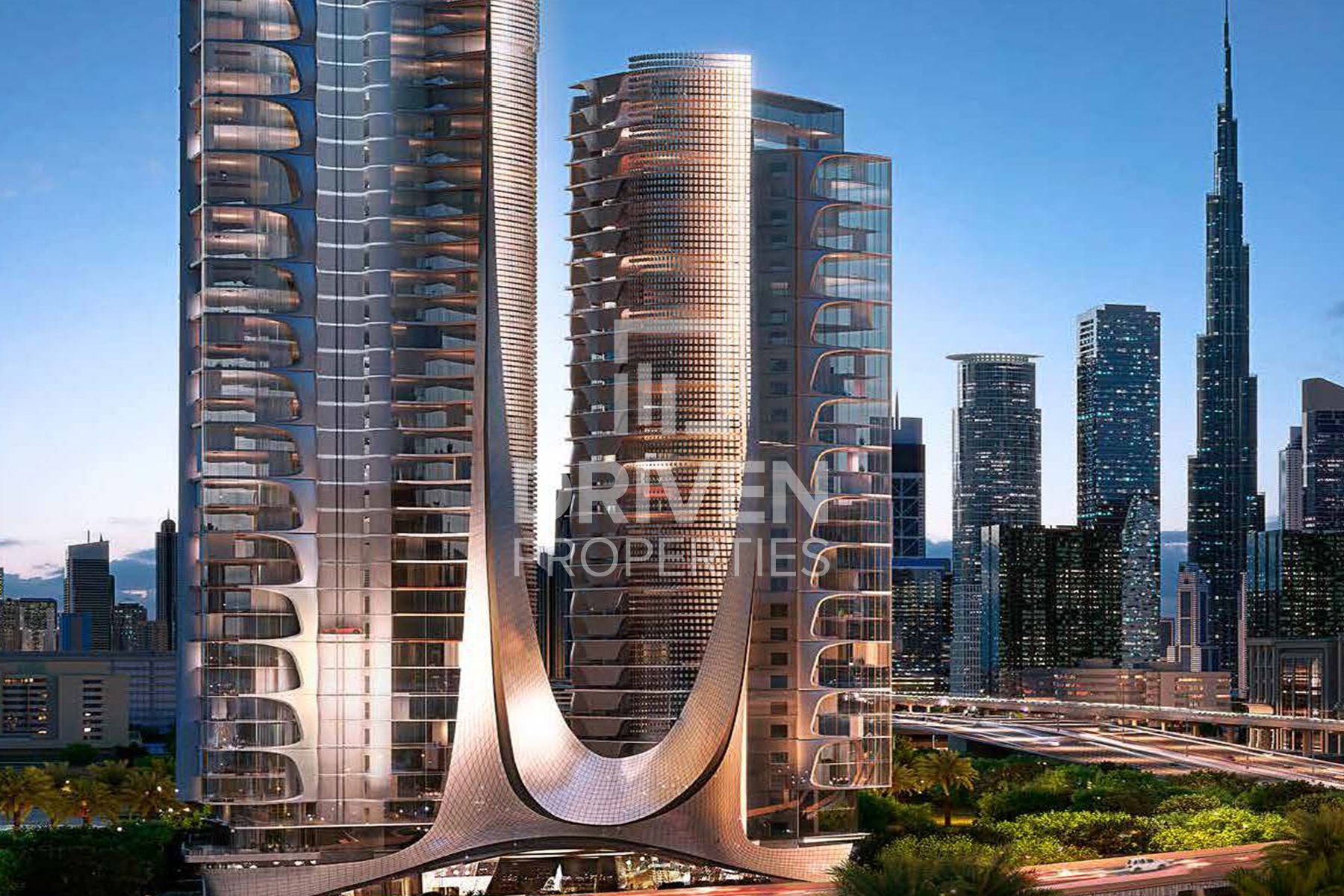 Resale | High Floor | Amazing Canal View