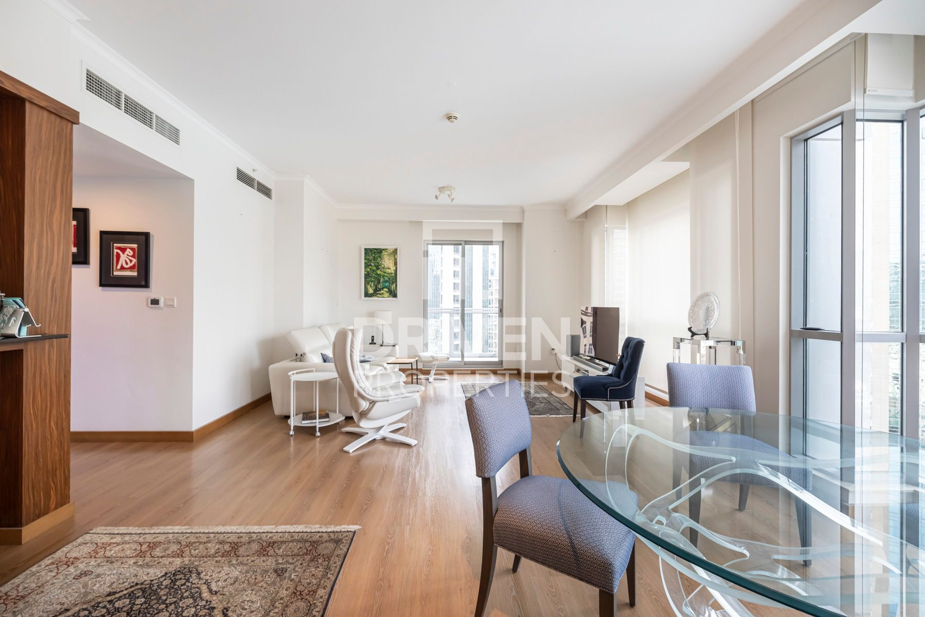 Upgraded Apt | Full Burj and Fountain View