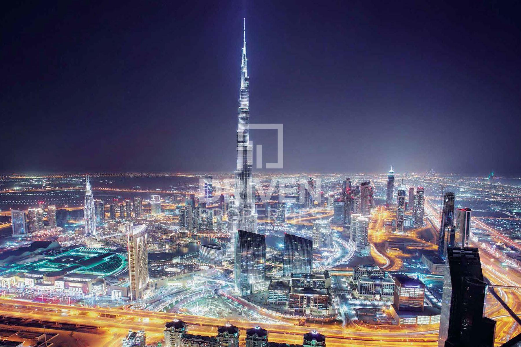 Modern Designed 2Bed | Dubai Mall Access