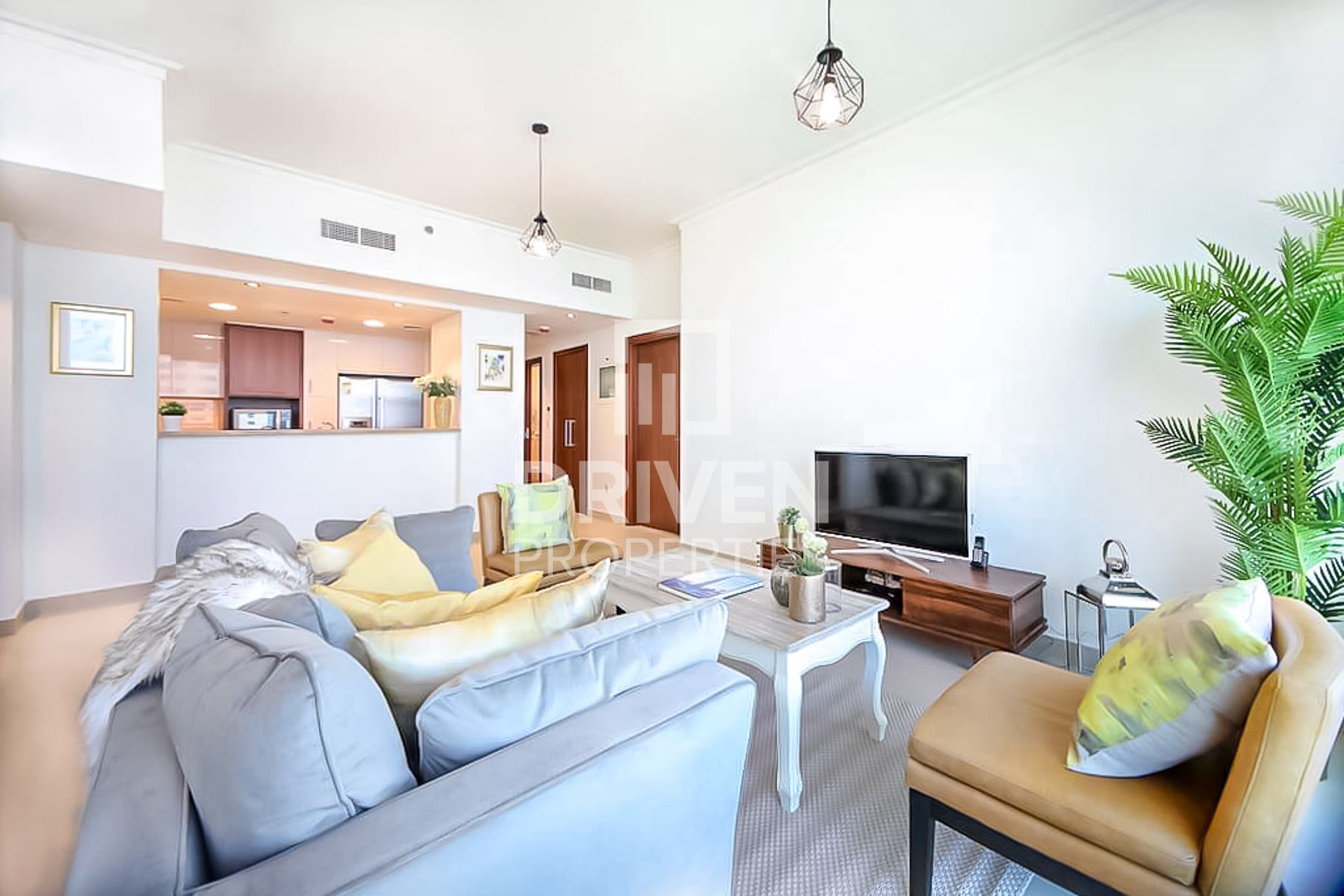 Fully Furnished w/ Sea View | High Floor