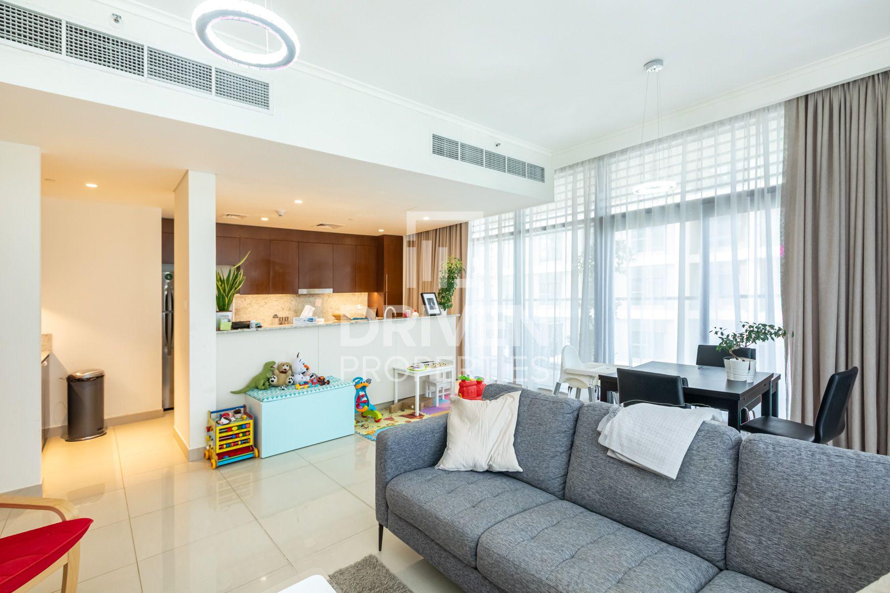 1,574 قدم مربع  شقة - للايجار - دبي هيلز استيت