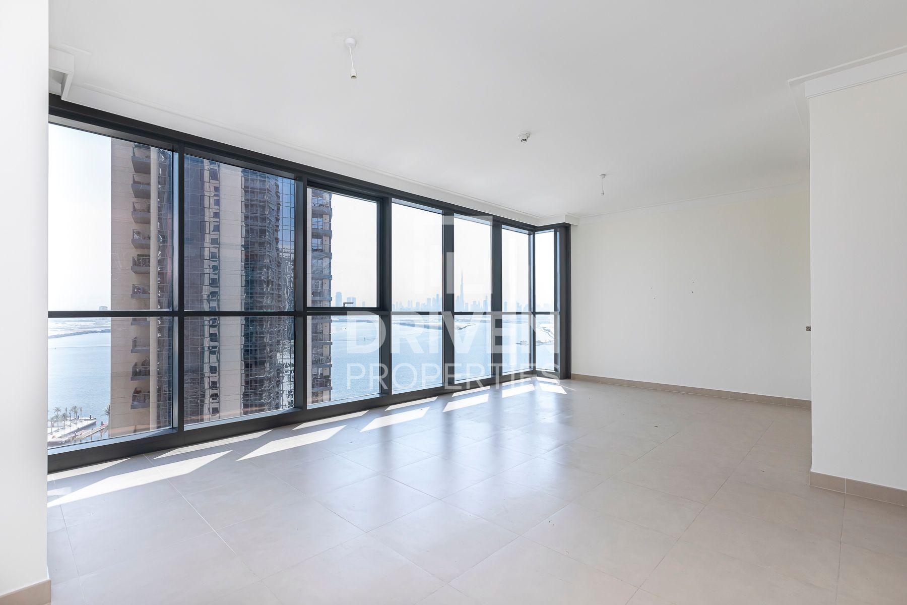 1,452 قدم مربع  شقة - للبيع - ميناء خور دبي