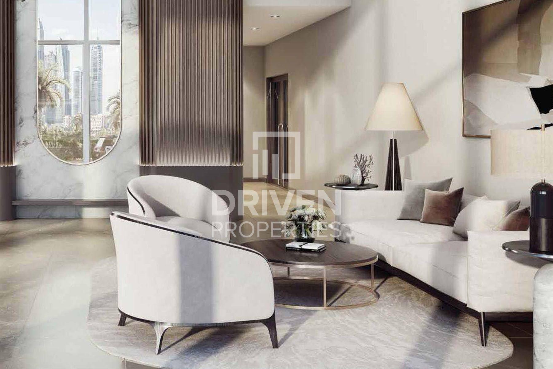 1,856 قدم مربع  شقة - للبيع - دبي هاربور