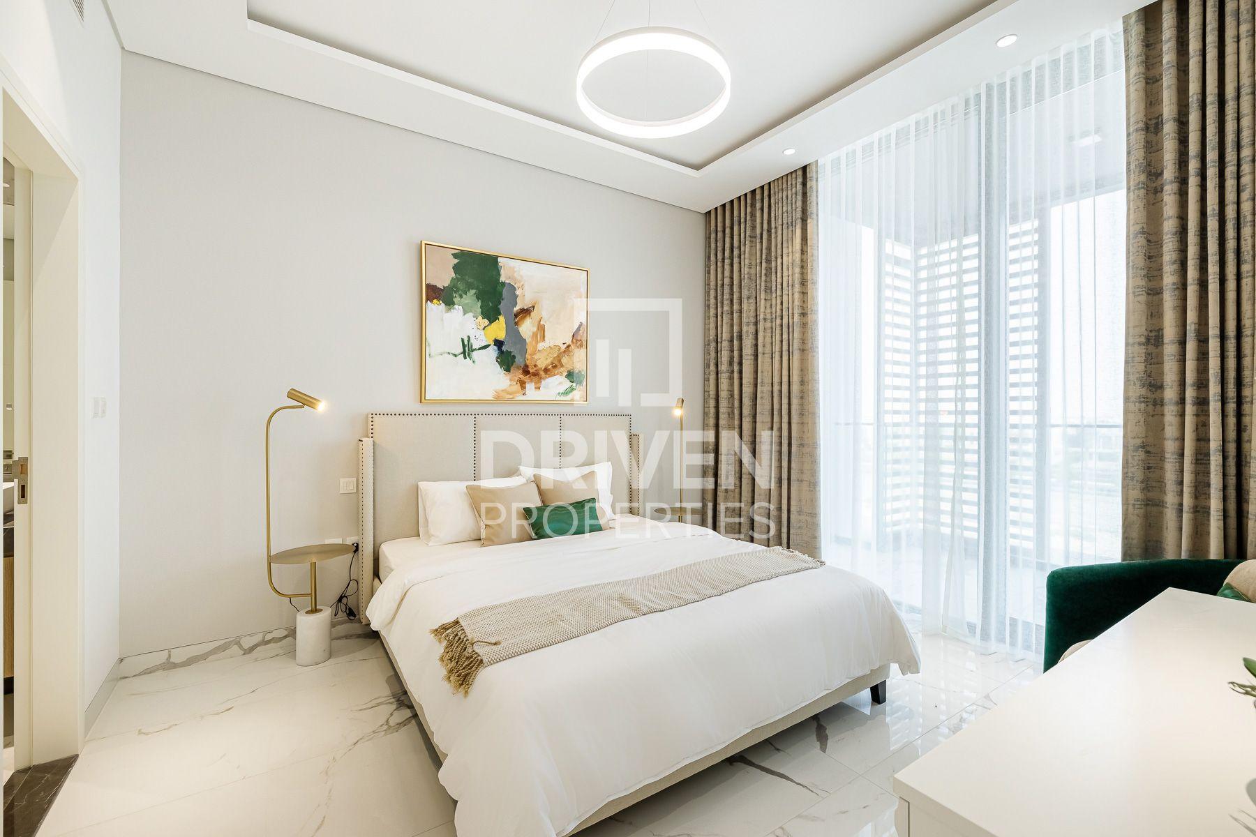752 قدم مربع  شقة - للبيع - دبي هيلز استيت